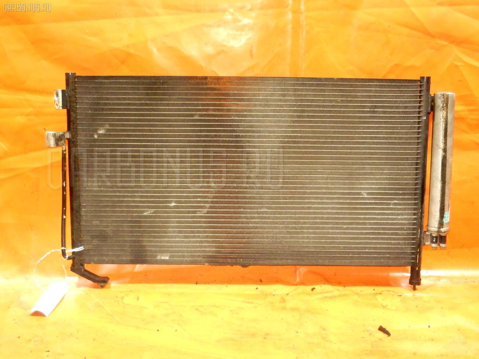 Радиатор кондиционера SUBARU FORESTER SG5 EJ205. Фото 3