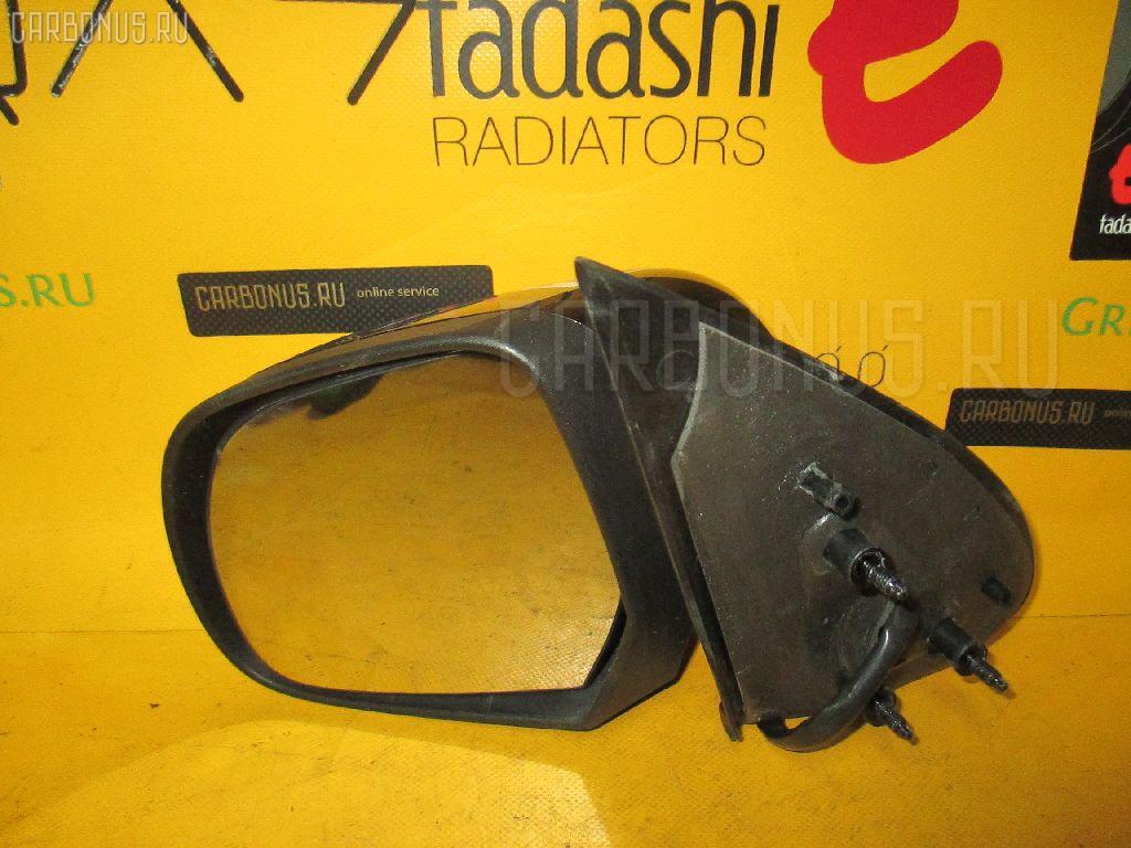 Зеркало двери боковой NISSAN MARCH K13. Фото 8