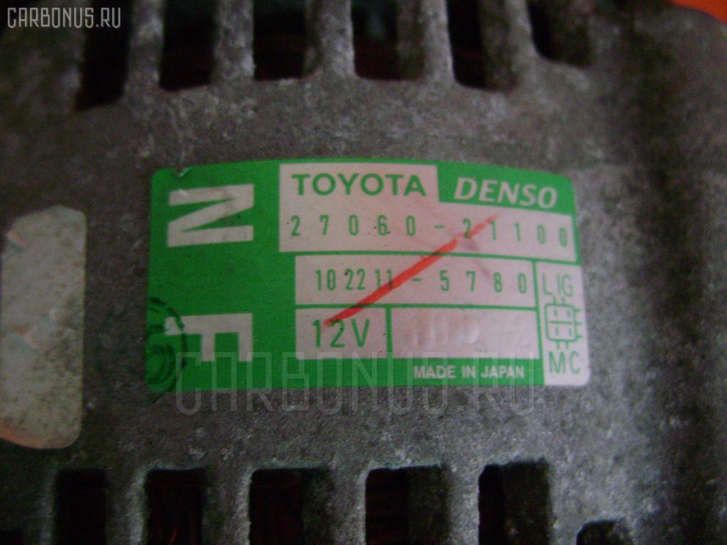 Генератор TOYOTA IST NCP60 2NZ-FE. Фото 7