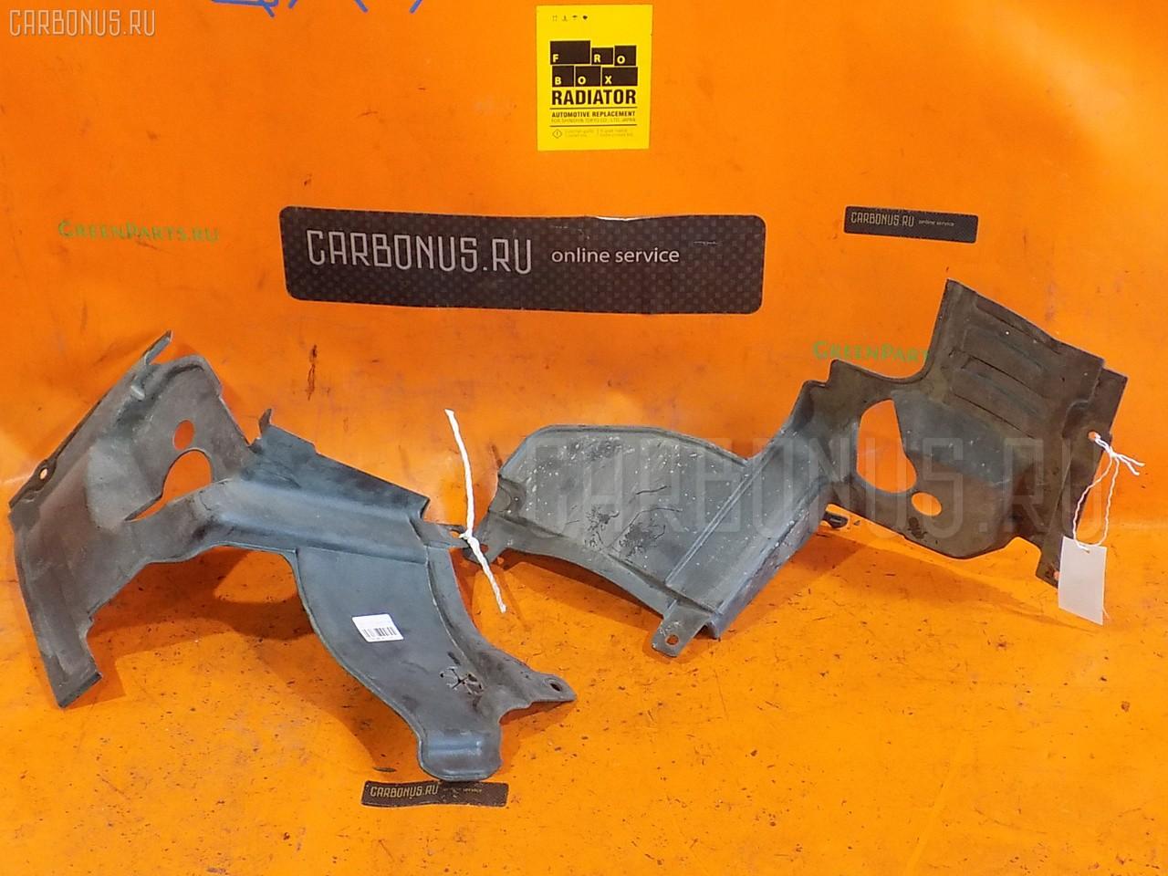 Защита двигателя HONDA STREAM RN1 D17A. Фото 8