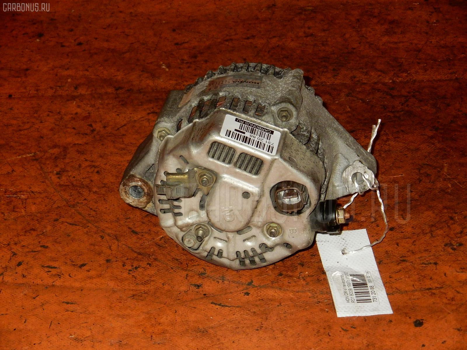 Генератор HONDA CR-V RD1 B20B. Фото 11