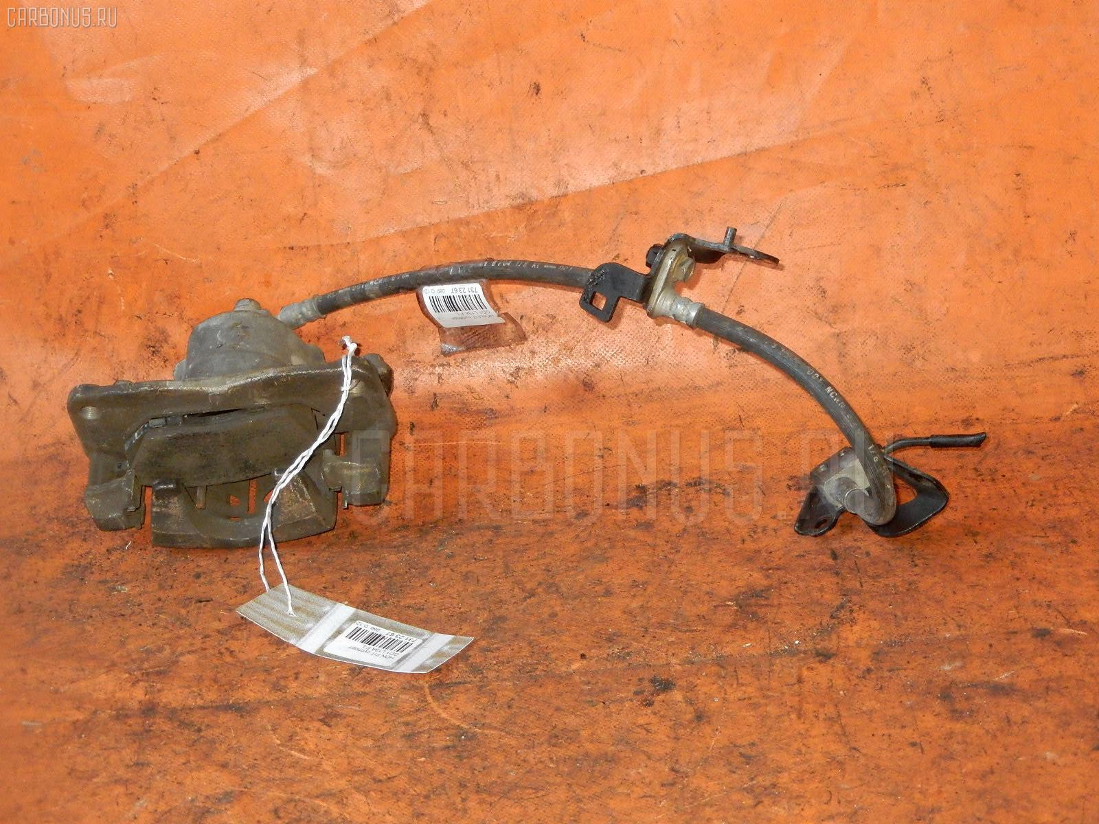 Суппорт HONDA FIT GD1 L13A Фото 1