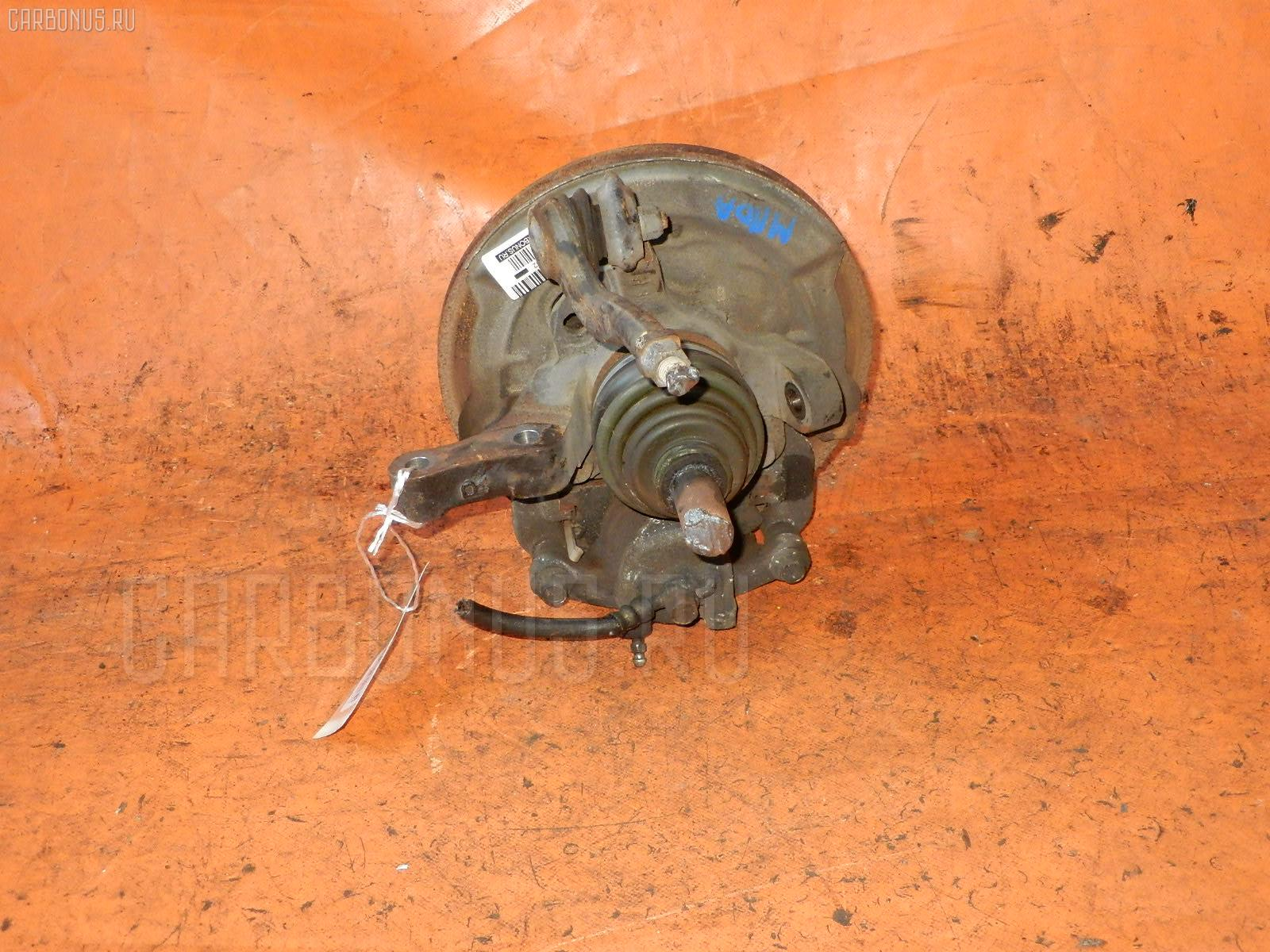 Ступица TOYOTA DUET M110A EJ-DE. Фото 7
