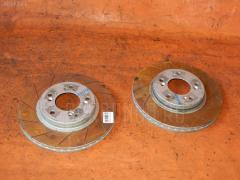 Тормозной диск Honda Accord wagon CH9 H23A Фото 3