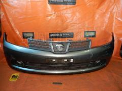 Бампер Nissan Wingroad Y12 Фото 4
