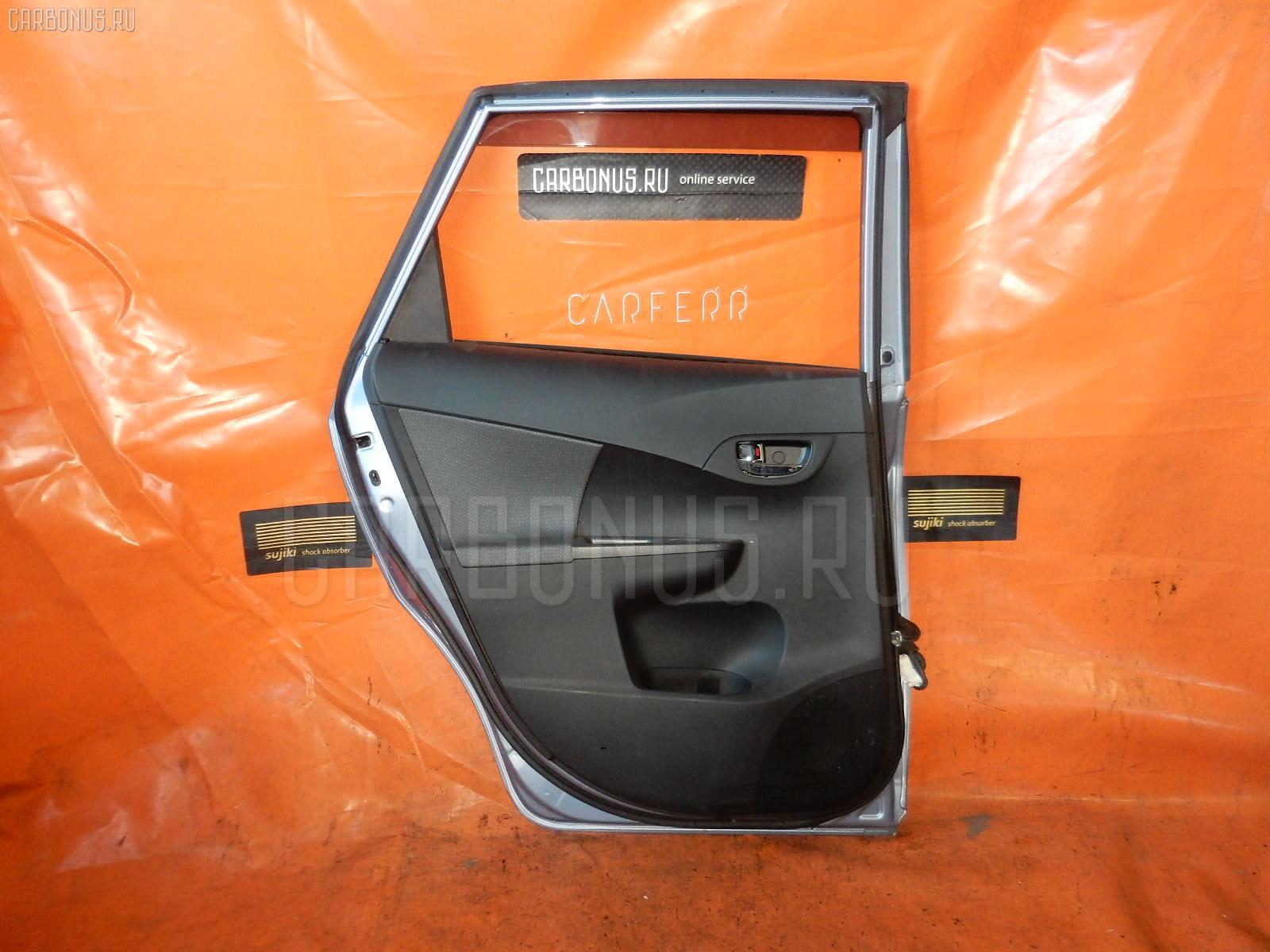 Дверь боковая TOYOTA RACTIS NSP120 Фото 3