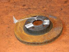 Тормозной диск TOYOTA RACTIS NSP120 1NR-FE Фото 2