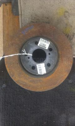 Тормозной диск TOYOTA RACTIS NSP120 1NR-FE Фото 1