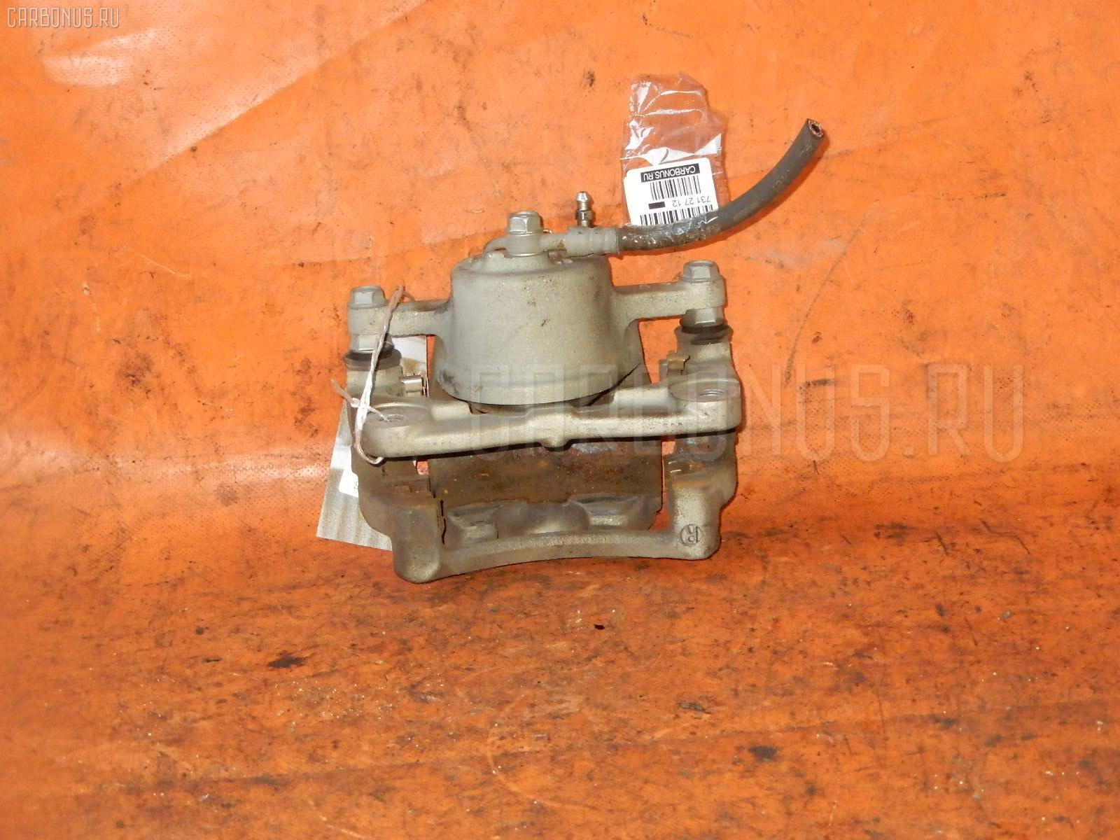 Суппорт TOYOTA RACTIS NSP120 1NR-FE Фото 2