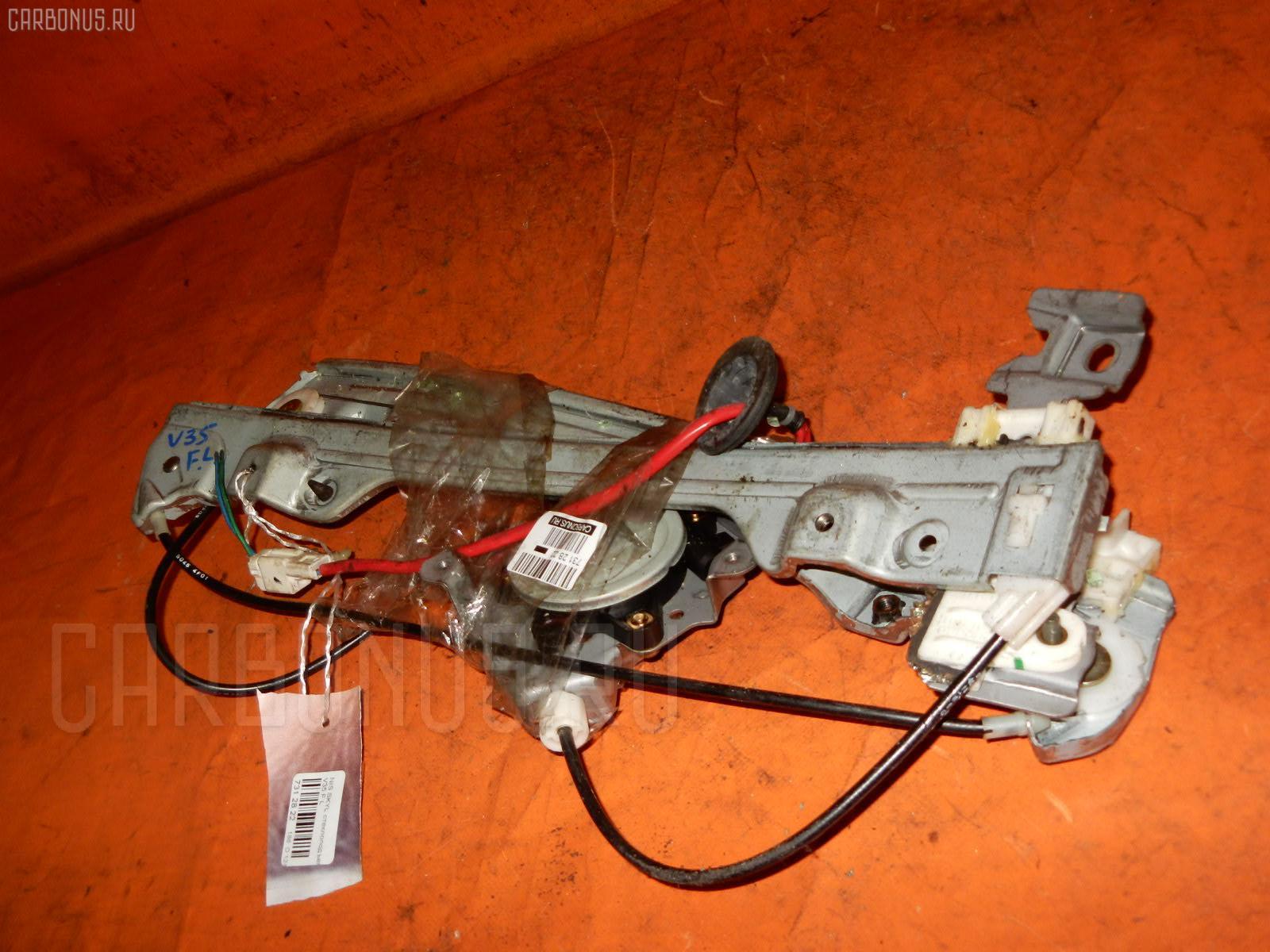 Стеклоподъемный механизм NISSAN SKYLINE V35. Фото 3