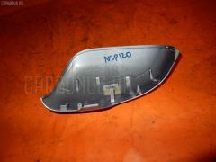Накладка на зеркало Toyota Ractis NSP120 Фото 2