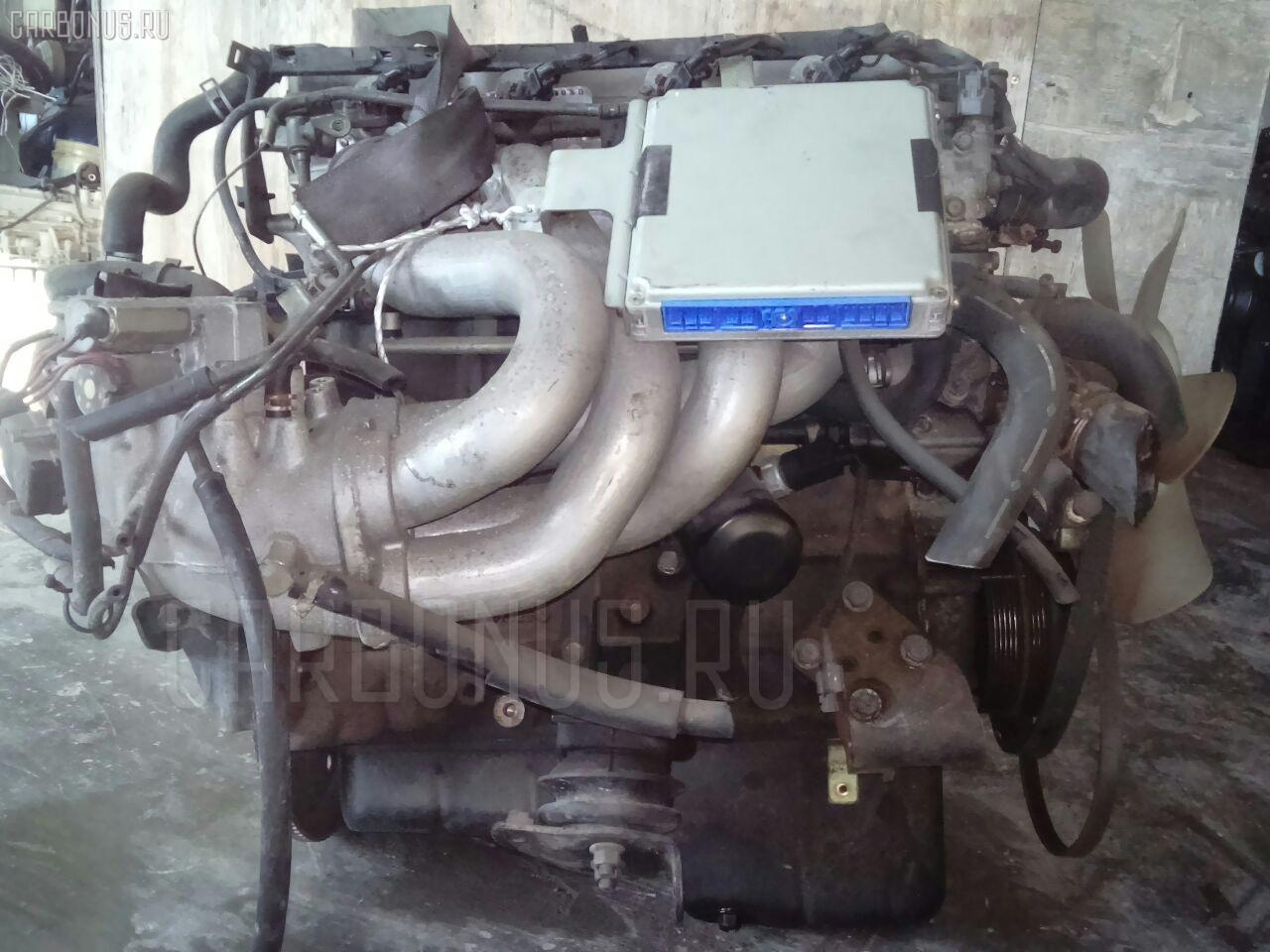 Двигатель NISSAN LARGO NW30 KA24DE. Фото 8