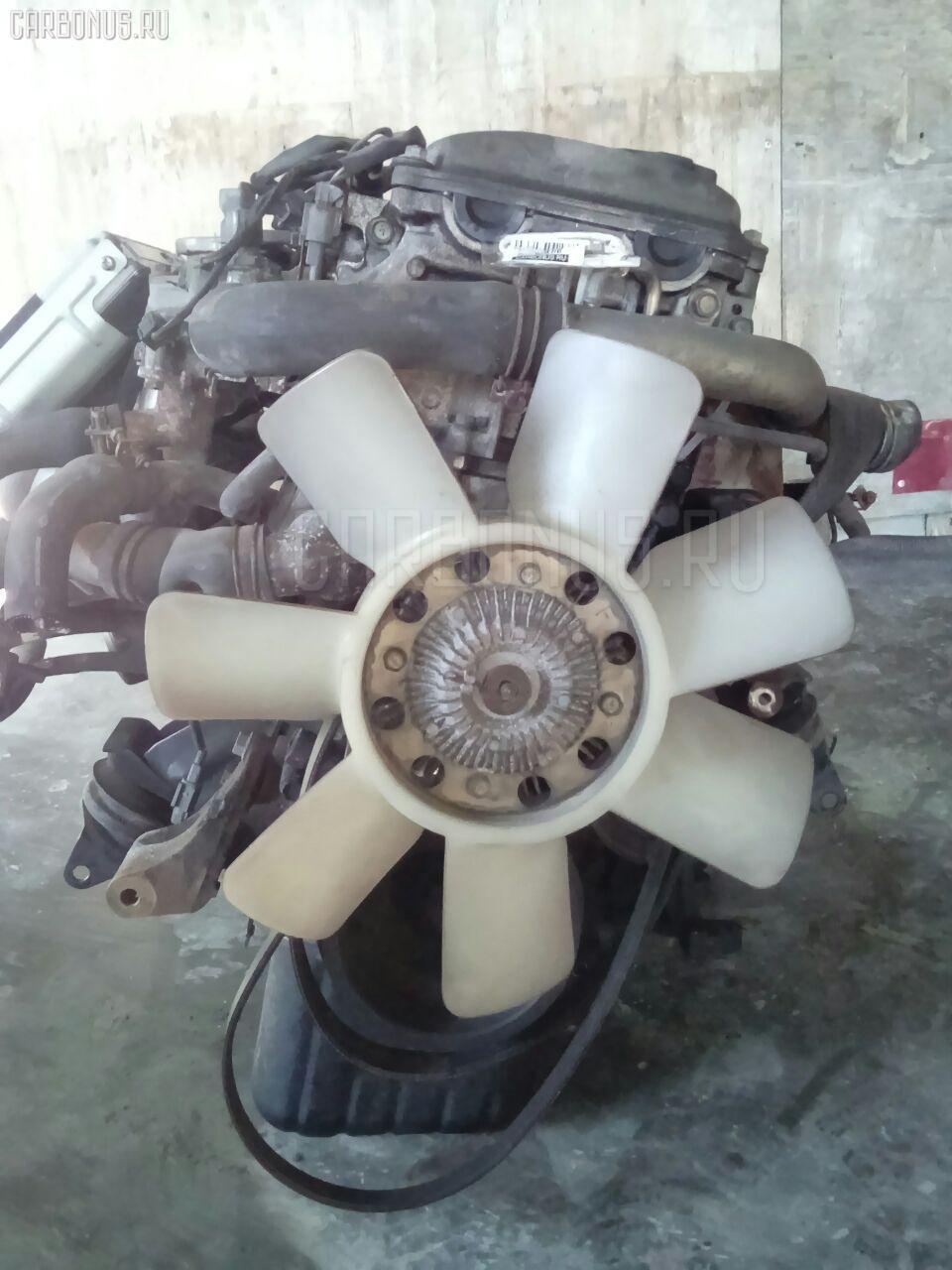 Двигатель NISSAN LARGO NW30 KA24DE. Фото 7