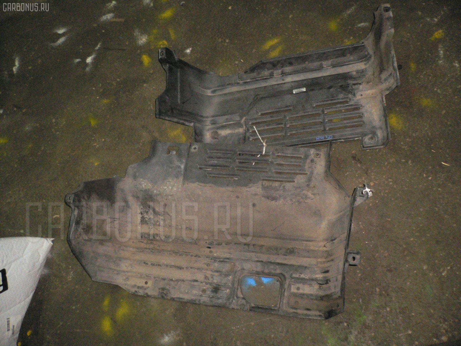Защита двигателя NISSAN LARGO NW30 KA24DE Фото 1
