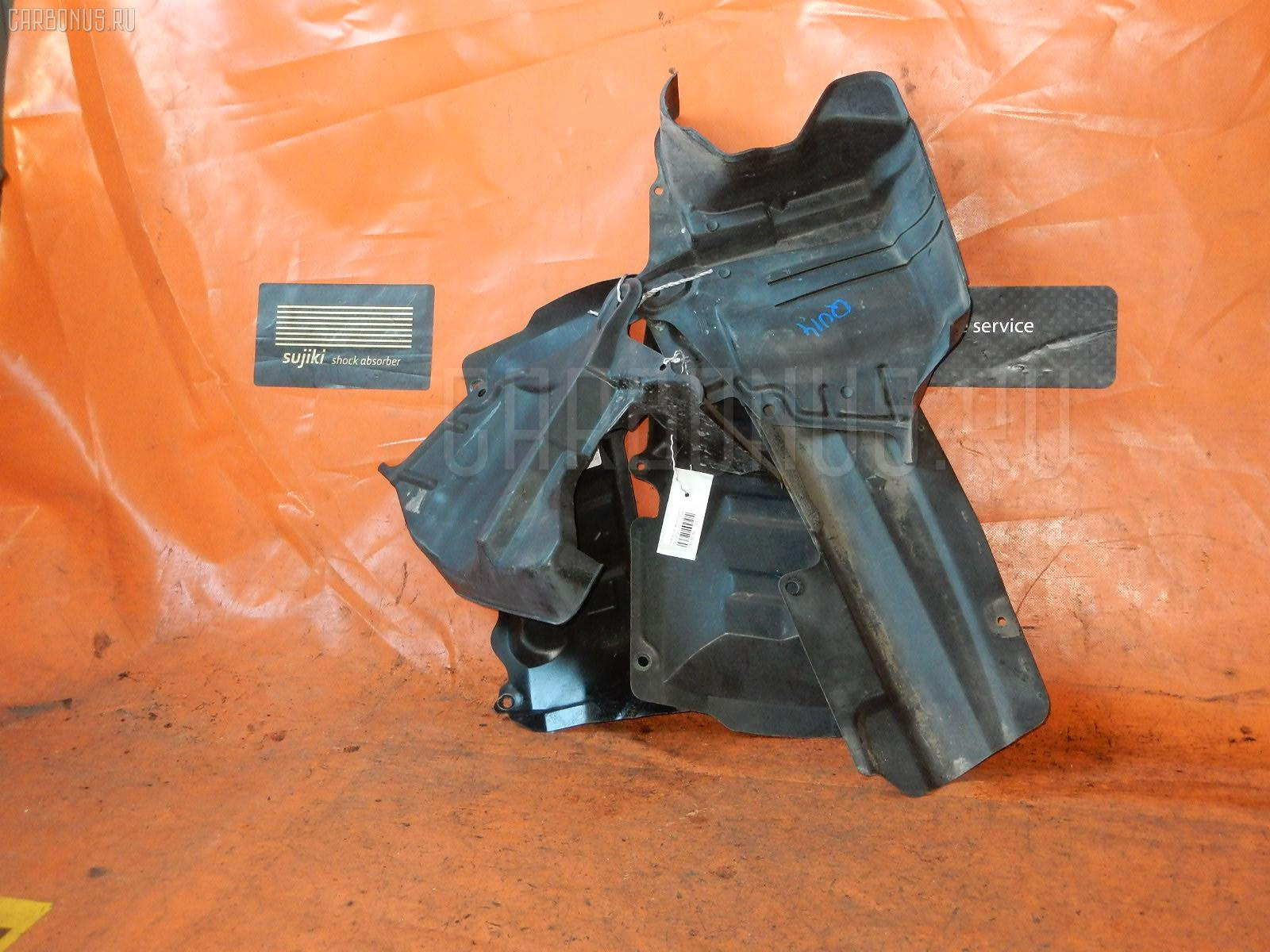 Защита двигателя NISSAN BLUEBIRD QU14 QG18DD. Фото 7