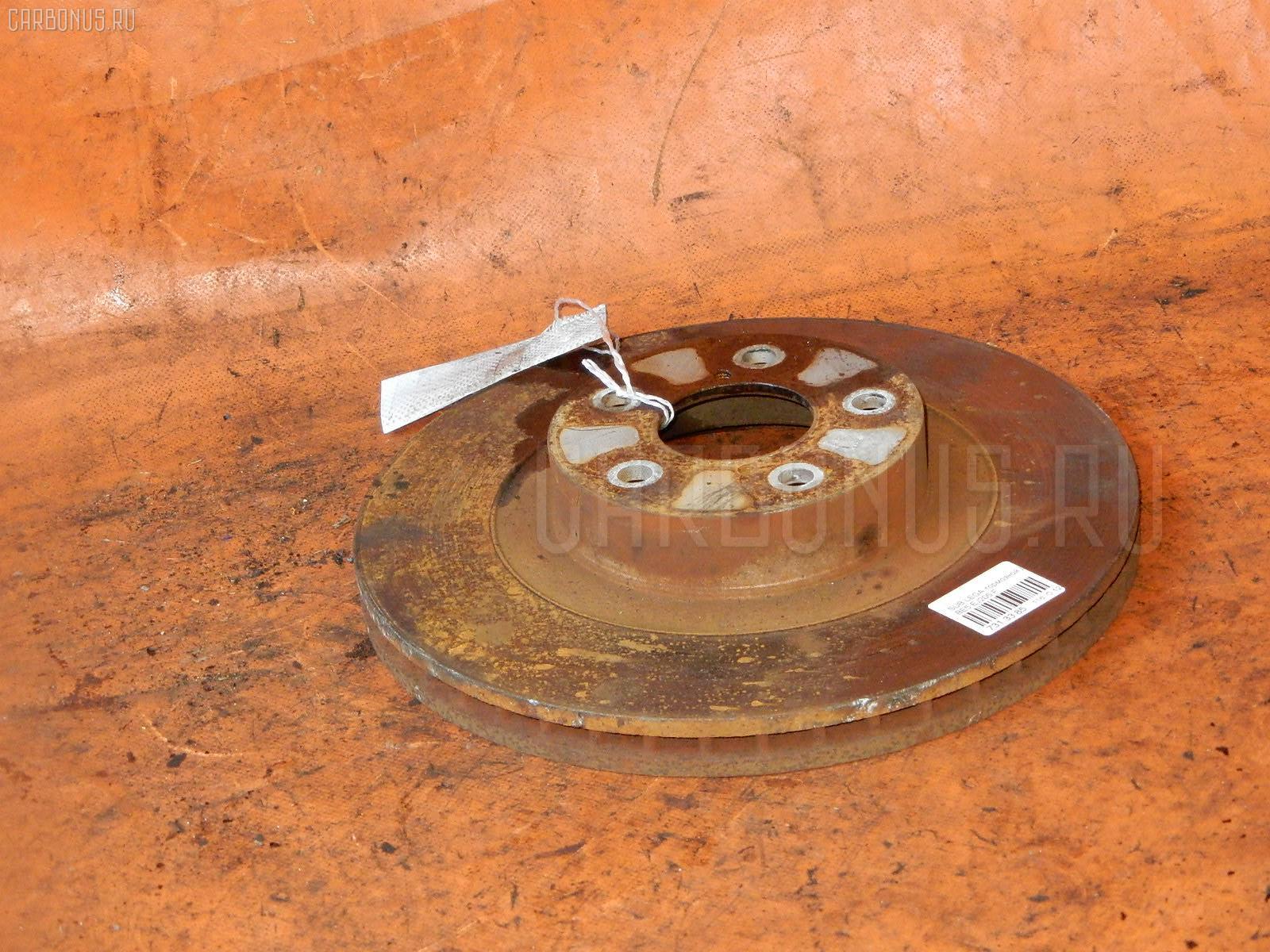 Тормозной диск SUBARU LEGACY BE5 EJ206 Фото 1