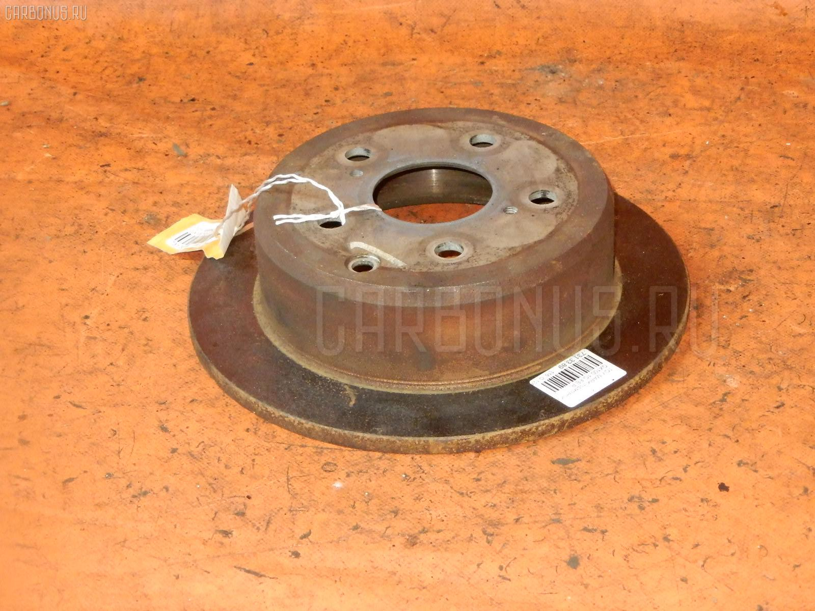 Тормозной диск TOYOTA MARK II GX100. Фото 7