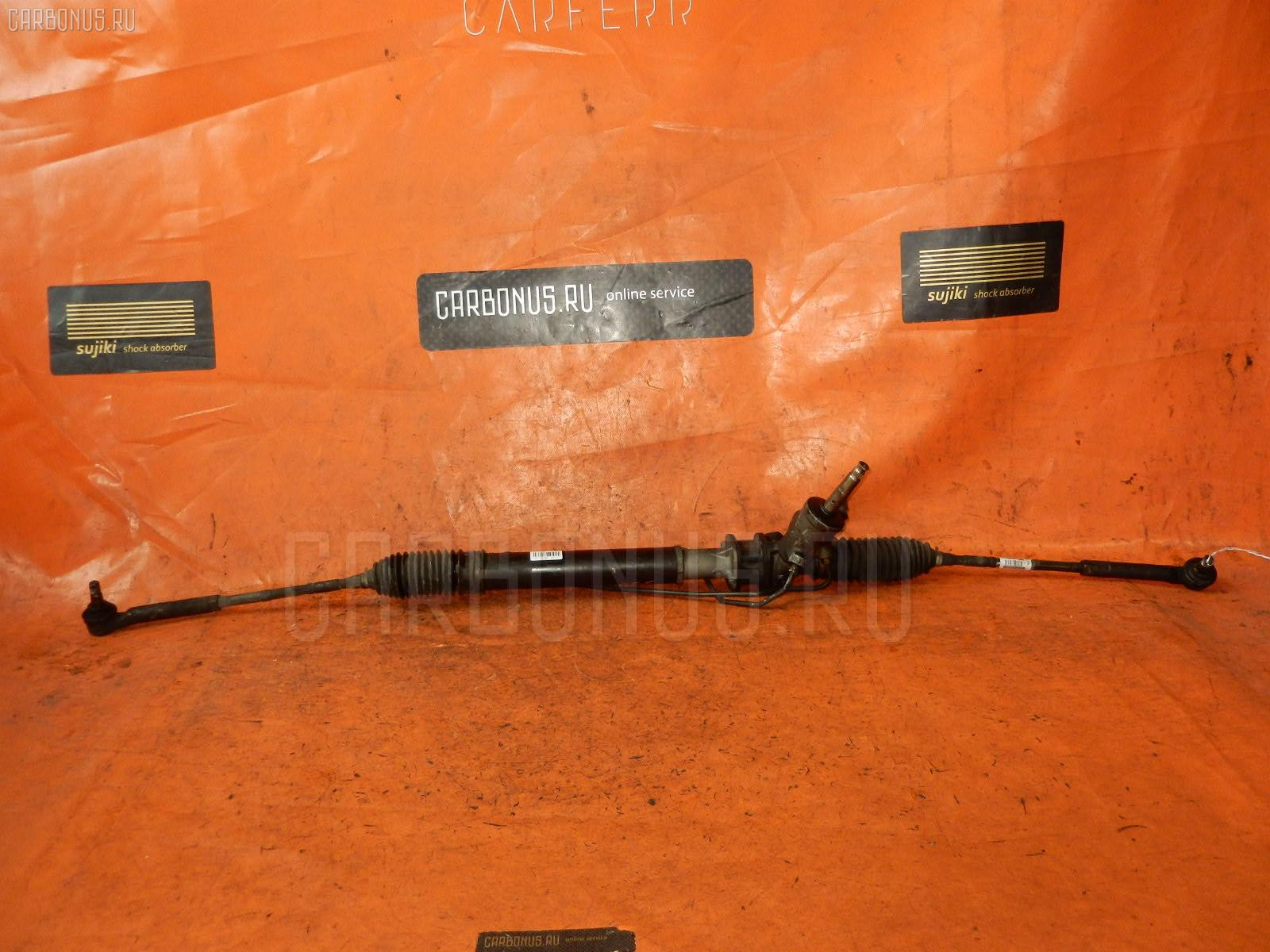 Рулевая рейка SUBARU LEGACY BE5 EJ20. Фото 4