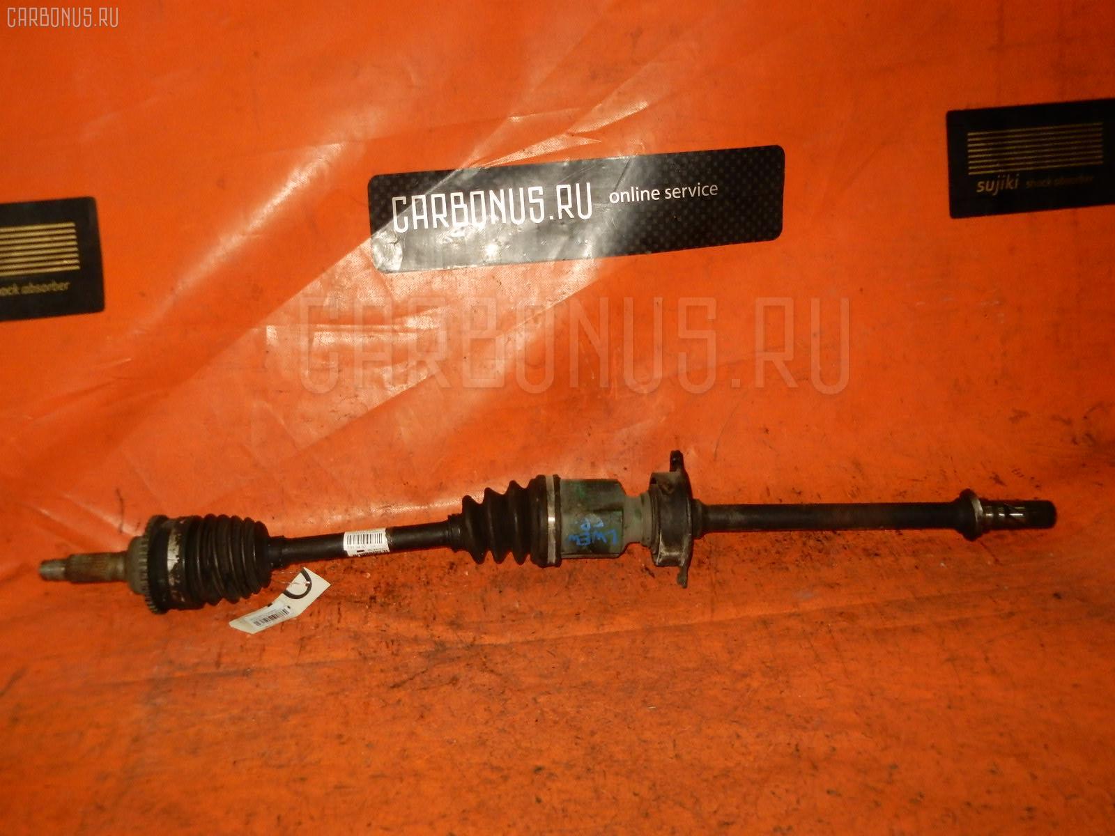 Привод MAZDA MPV LWEW FS. Фото 8