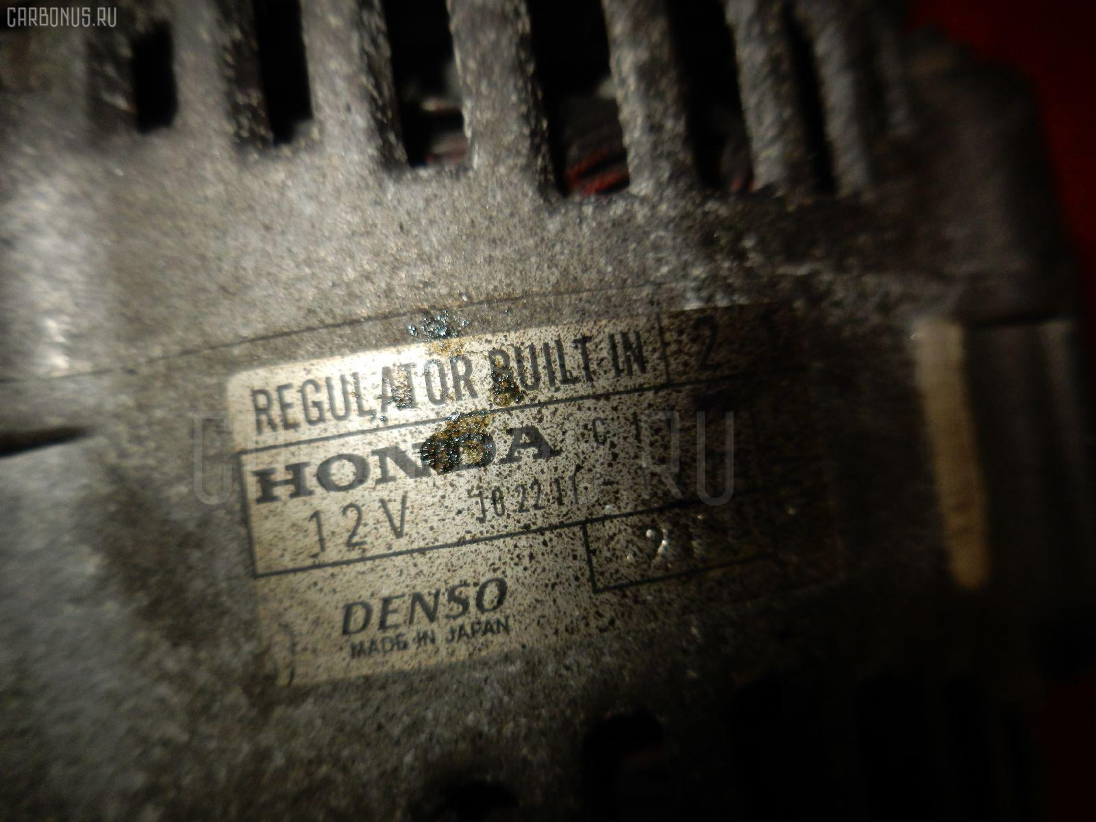 Генератор HONDA CR-V RD1 B20B Фото 4