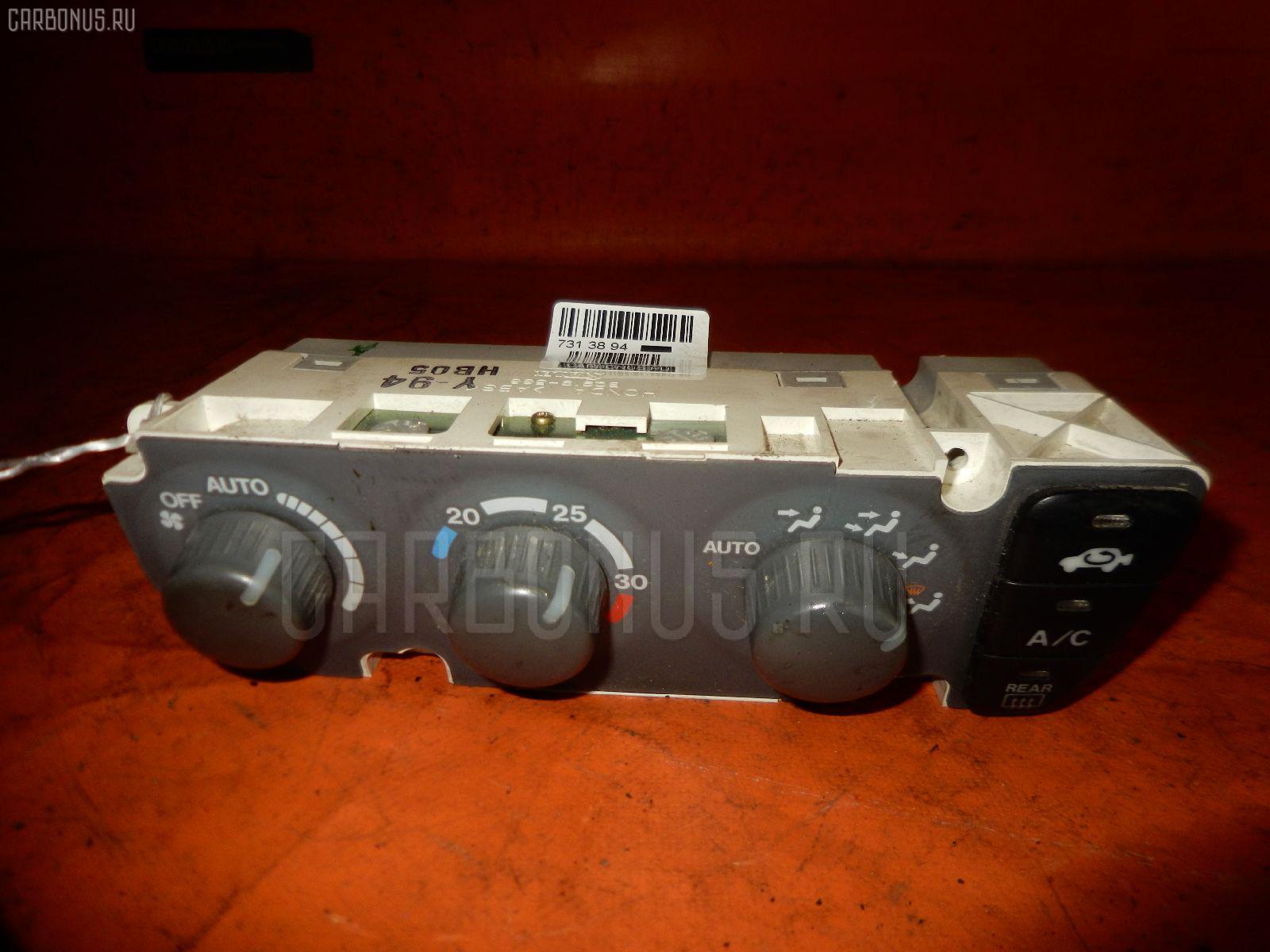 Блок управления климатконтроля HONDA CR-V RD1 B20B Фото 1