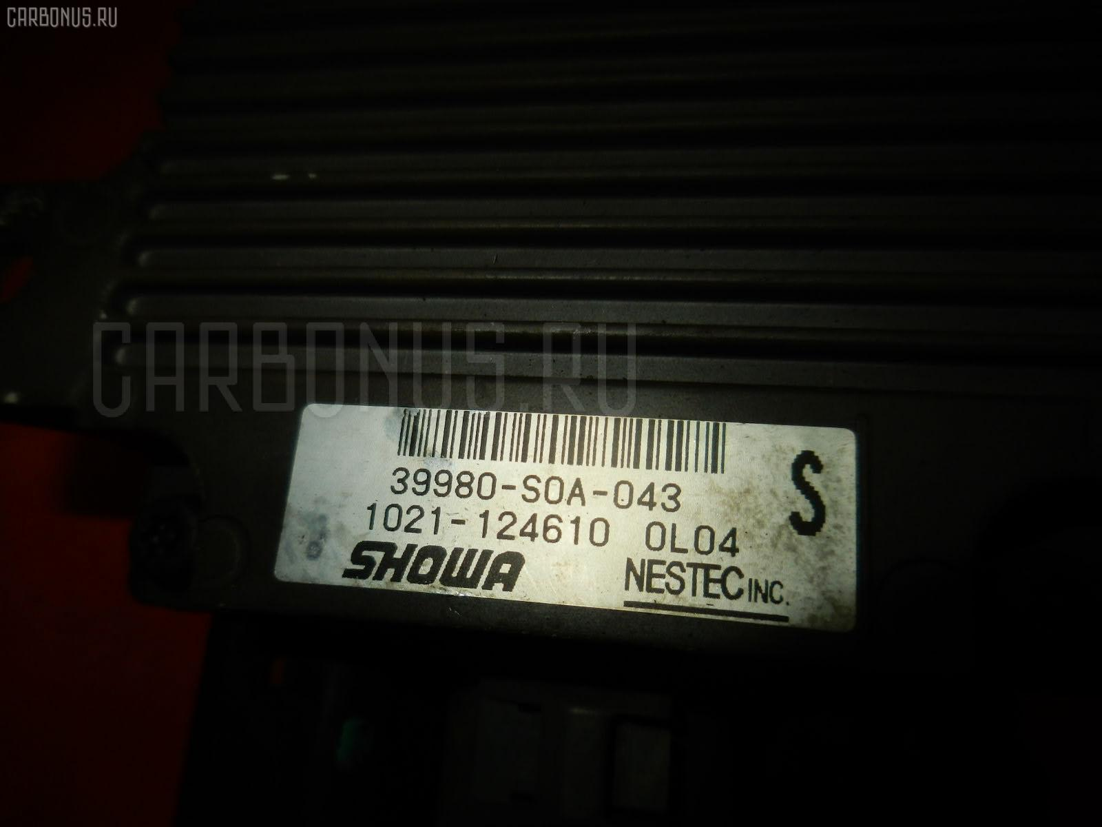 Блок управления электроусилителем руля HONDA ACCORD CF3 F18B Фото 2