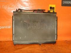 Радиатор ДВС NISSAN WINGROAD Y12 HR15-DE Фото 2