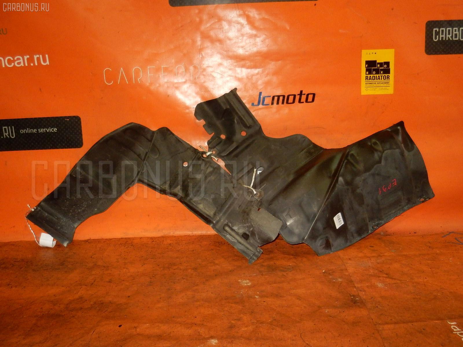 Защита двигателя TOYOTA STARLET EP91 4E-FE. Фото 6
