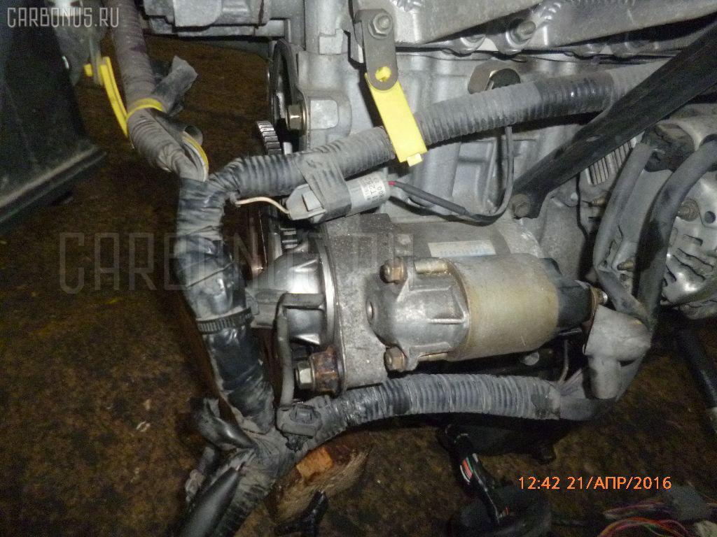 Двигатель SUZUKI MRWAGON MF21S K6A-T Фото 7