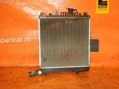 Радиатор ДВС SUZUKI MR WAGON MF21S K6A-T Фото 2