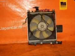 Радиатор ДВС SUZUKI MR WAGON MF21S K6A-T Фото 3