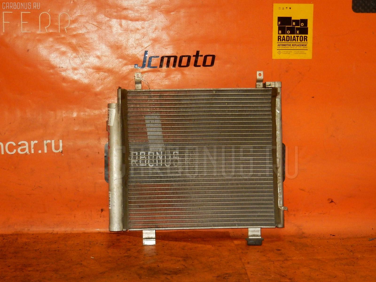 Радиатор кондиционера SUZUKI MR WAGON MF21S K6A-T Фото 2