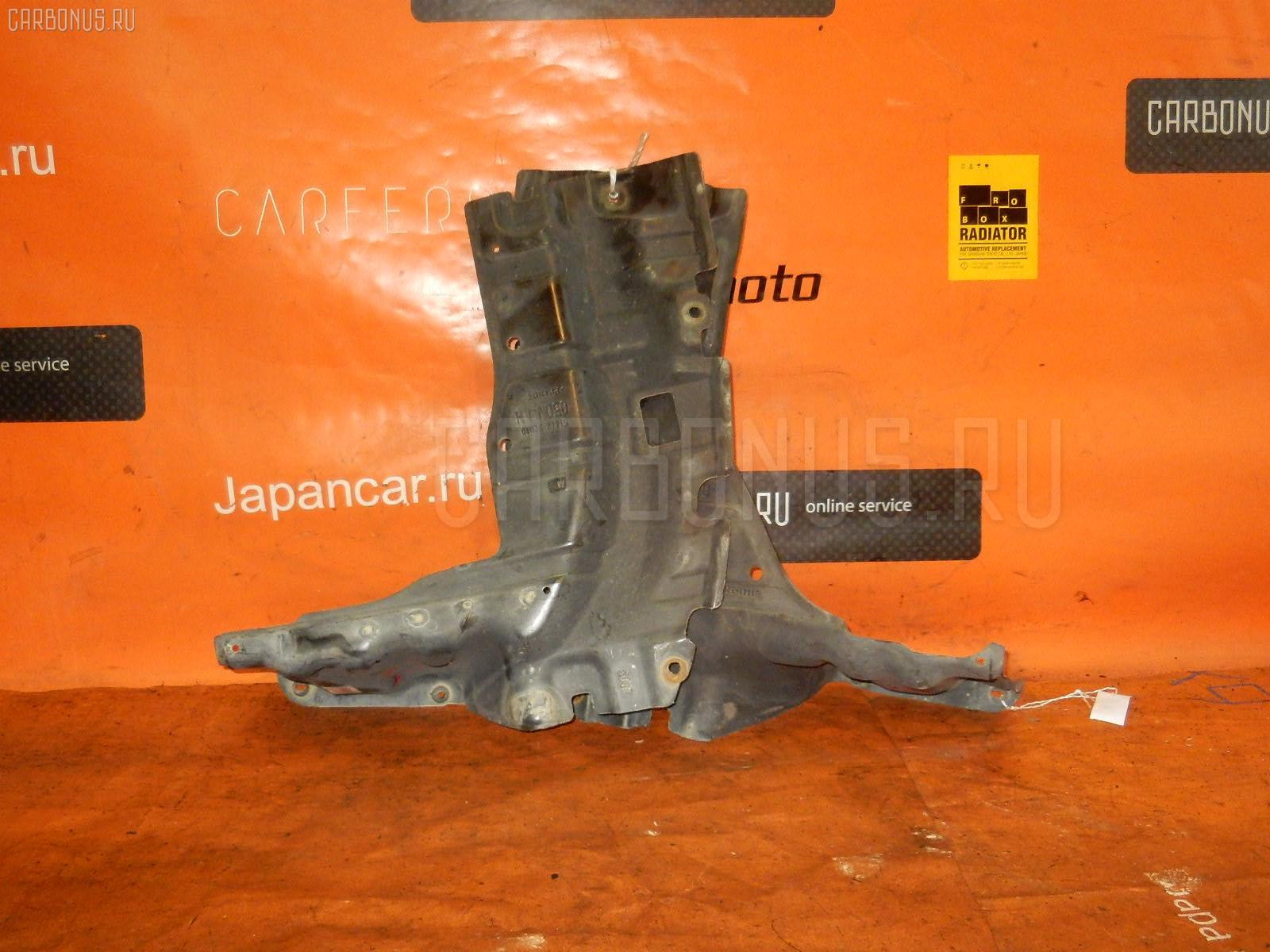 Защита двигателя TOYOTA BB NCP31 1NZ-FE. Фото 4