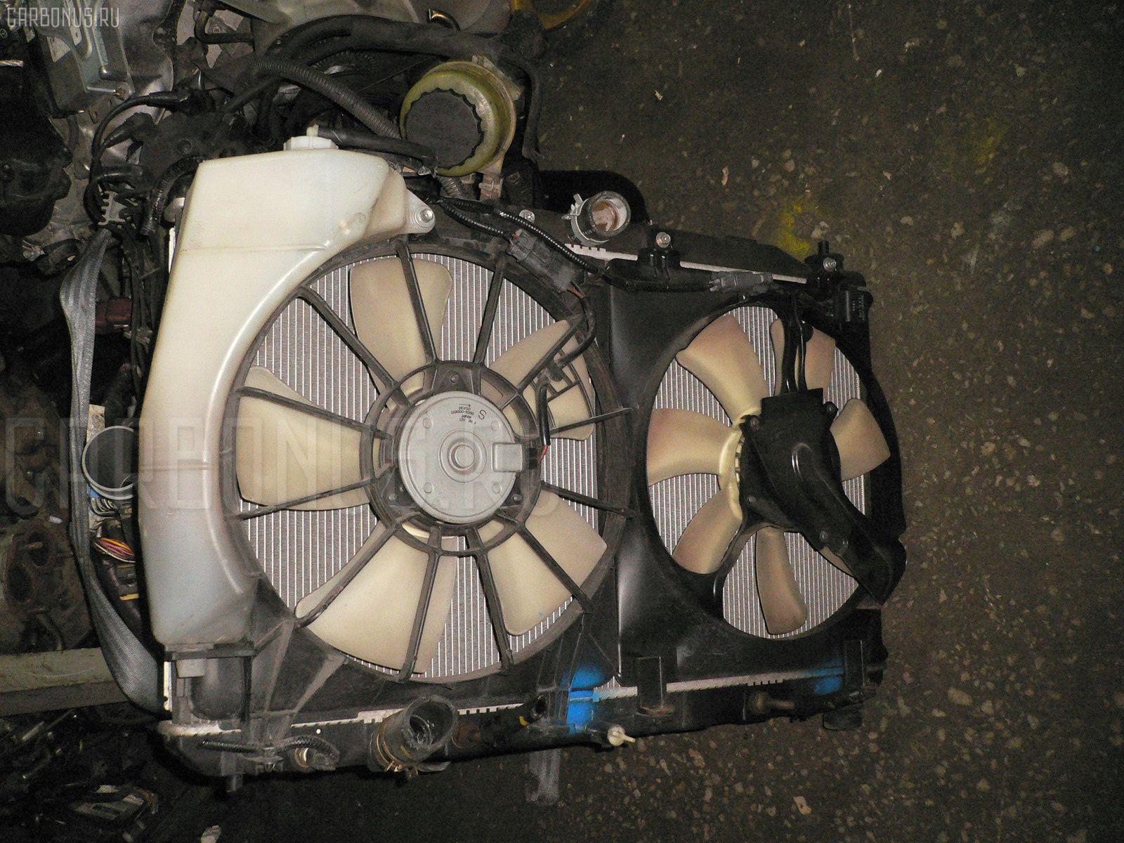 Вентилятор радиатора ДВС Honda Stream RN8 R20A Фото 1