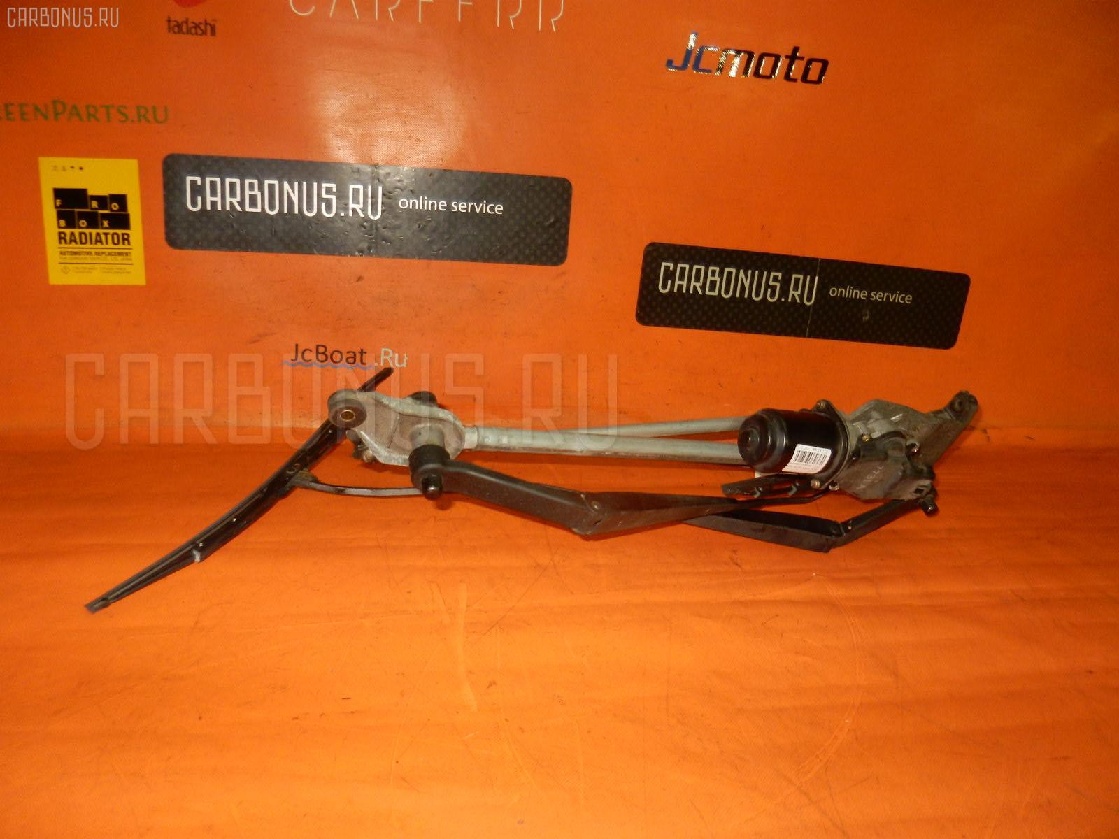 Мотор привода дворников Honda Torneo CF4 Фото 1