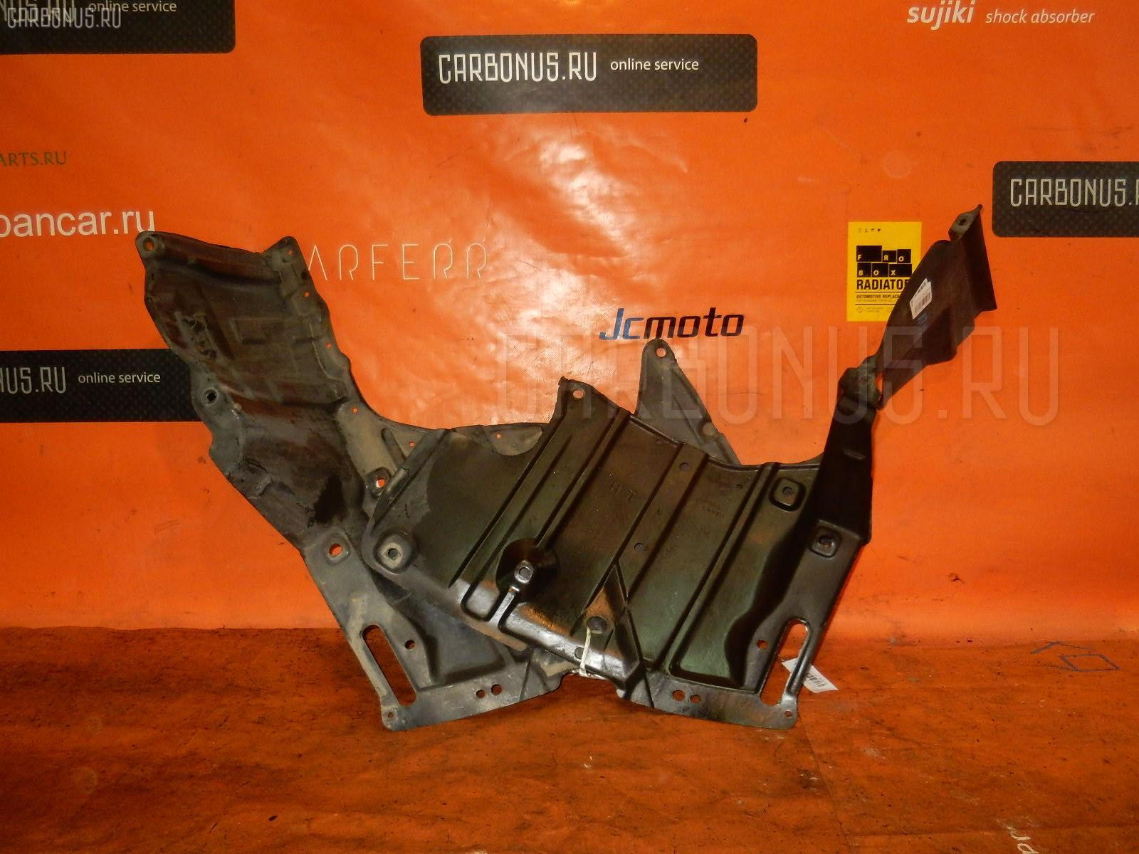 Защита двигателя TOYOTA CARINA AT192 5A-FE. Фото 4