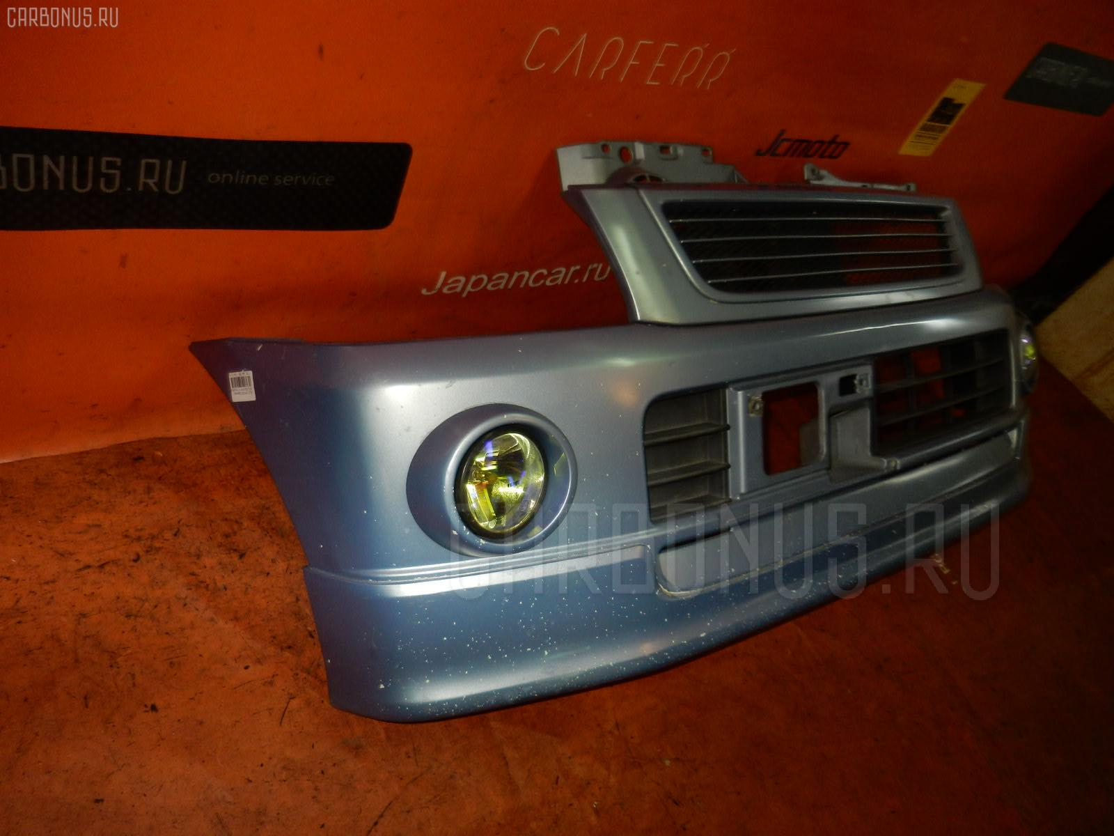 Бампер Suzuki Wagon r MC22S Фото 1