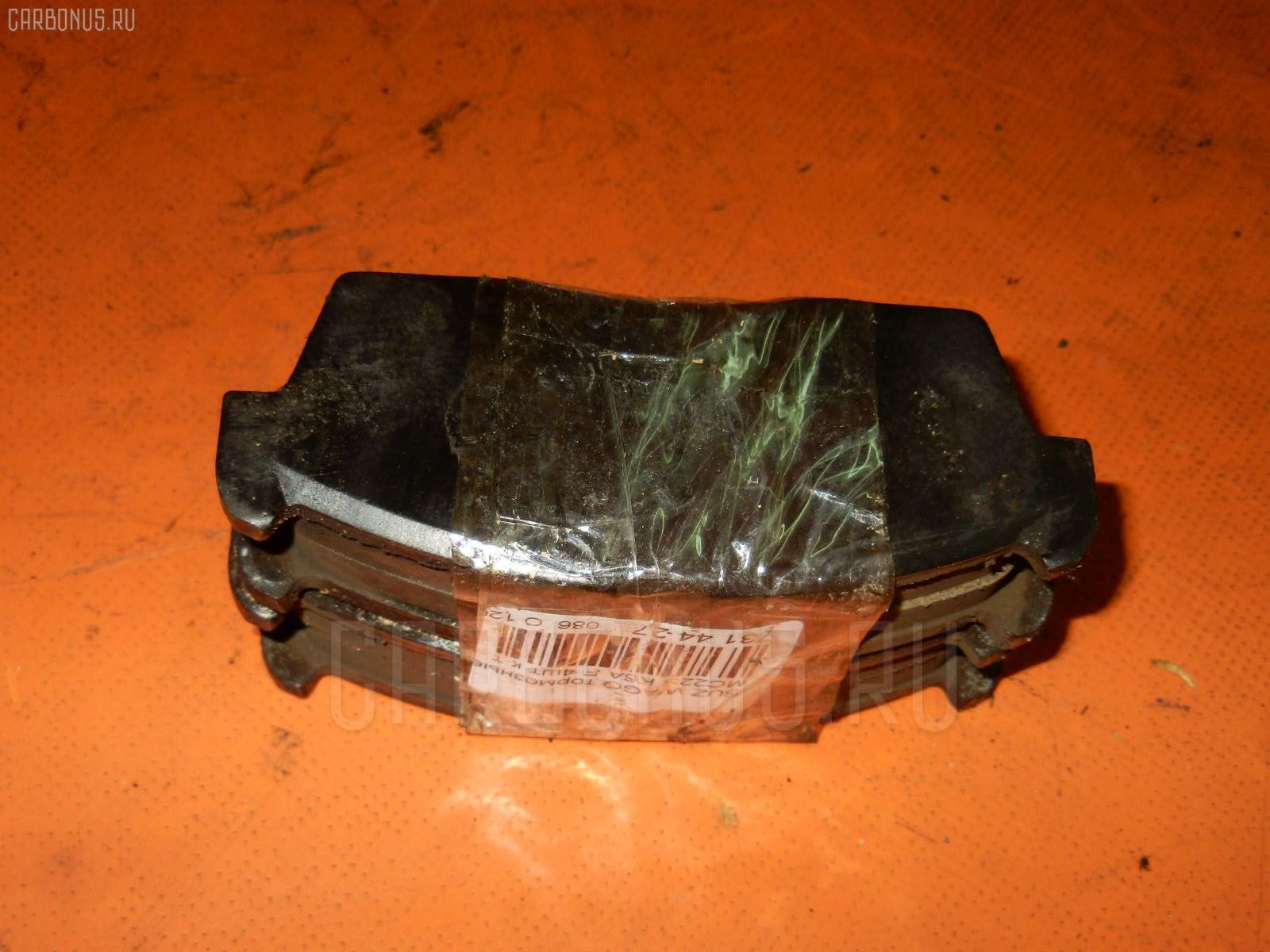 Тормозные колодки SUZUKI WAGON R MC22S K6A Фото 1