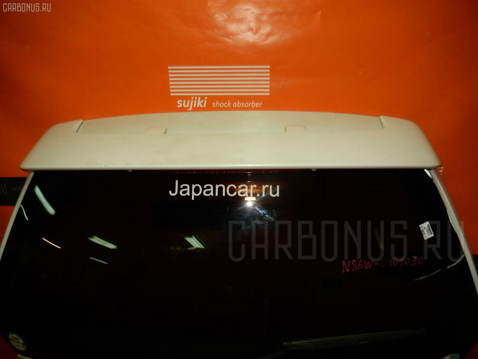 Дверь задняя MITSUBISHI CHARIOT GRANDIS N86W. Фото 1