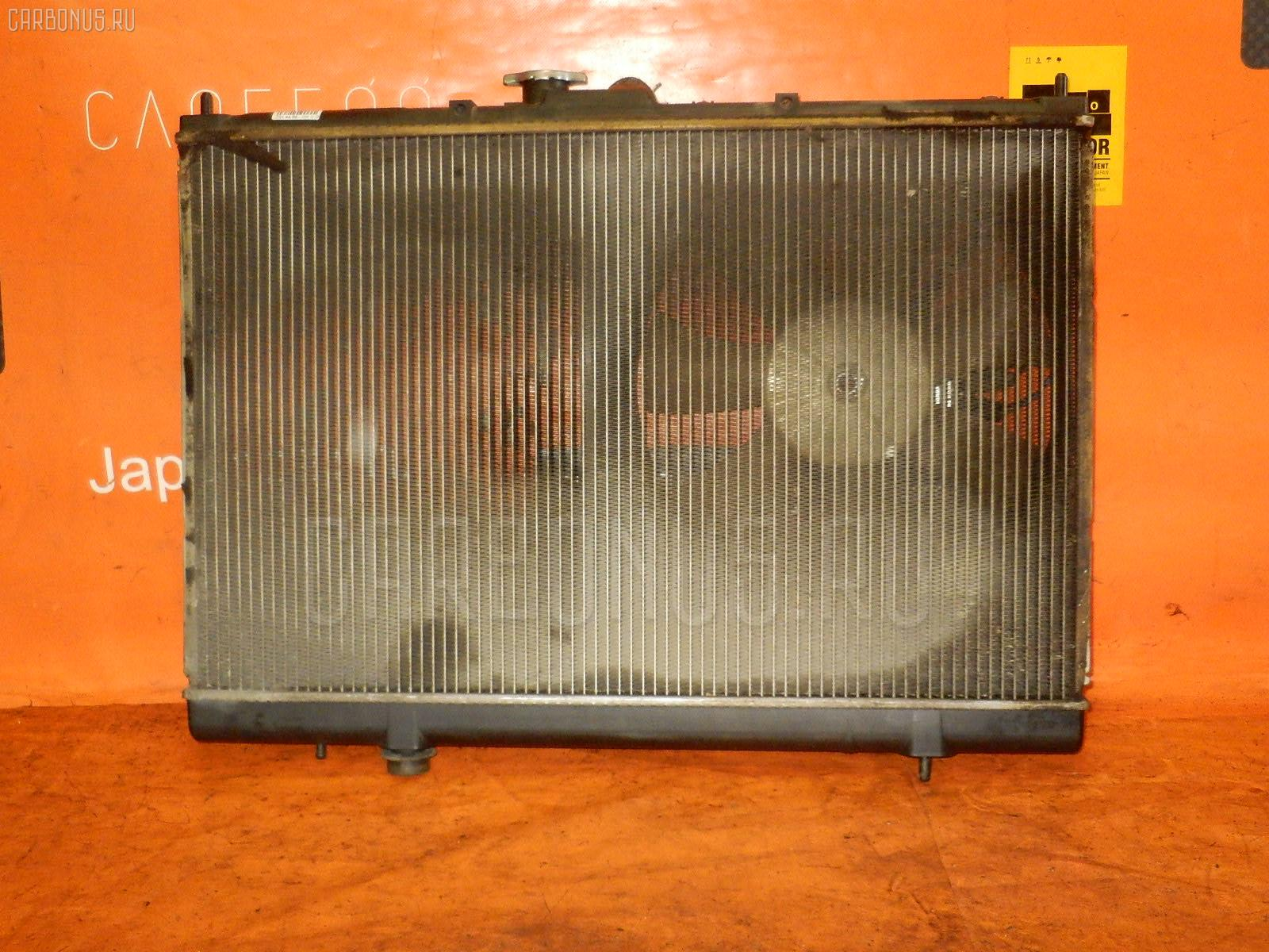 Радиатор ДВС Mitsubishi Chariot grandis N86W 6G72 Фото 1