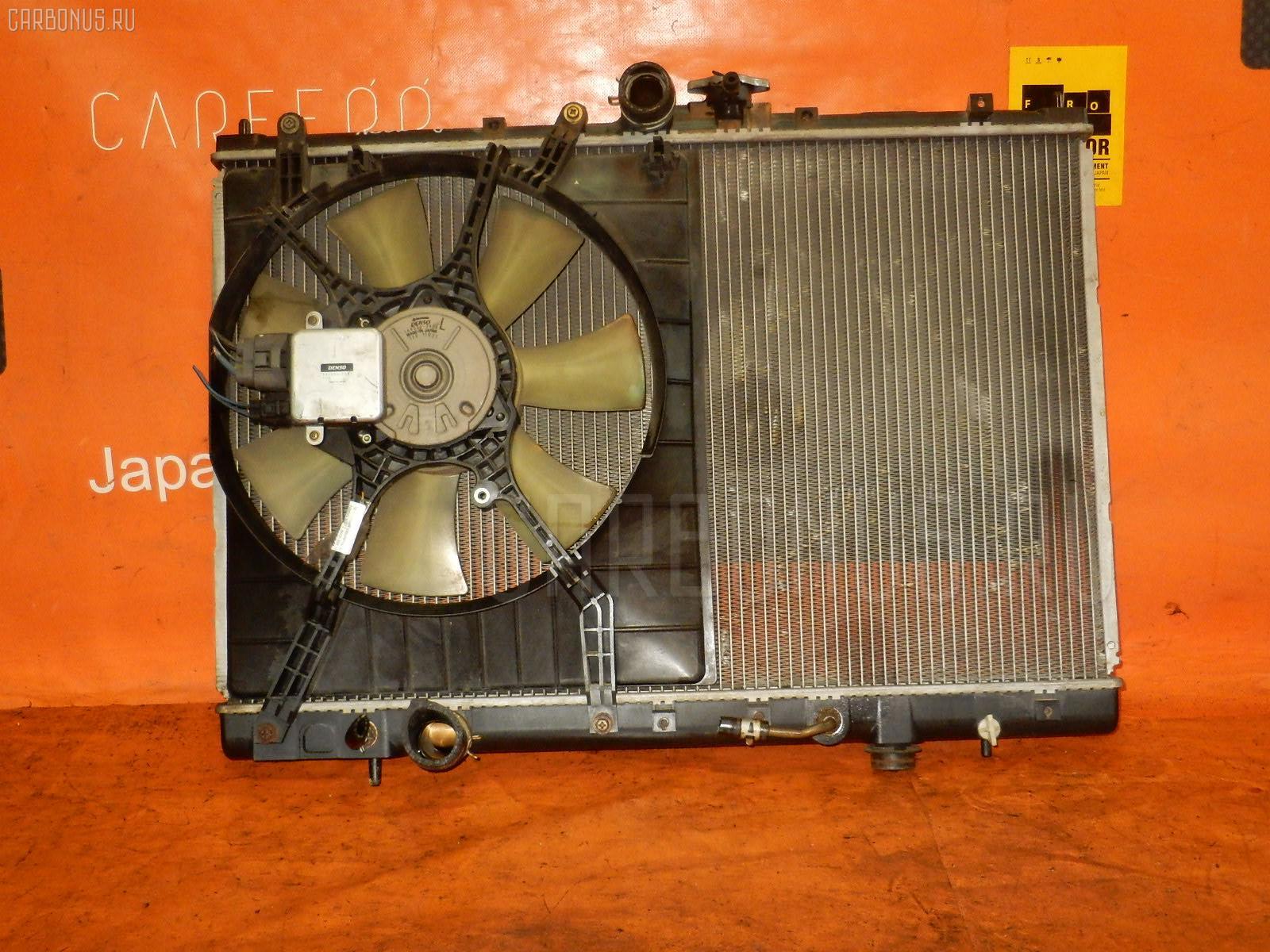 Радиатор ДВС MITSUBISHI CHARIOT GRANDIS N86W 6G72. Фото 4