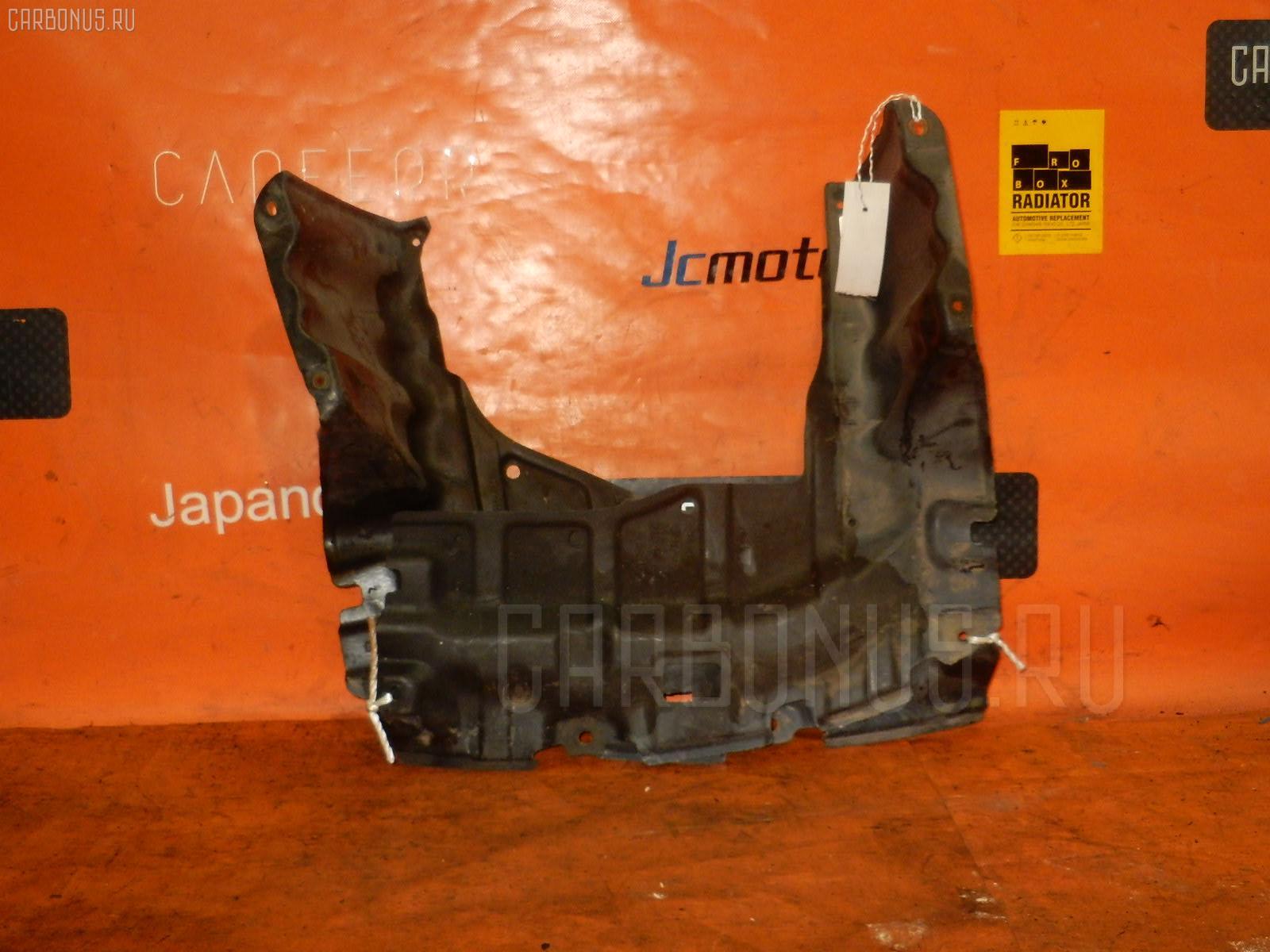 Защита двигателя TOYOTA FUNCARGO NCP20 2NZ-FE Фото 2