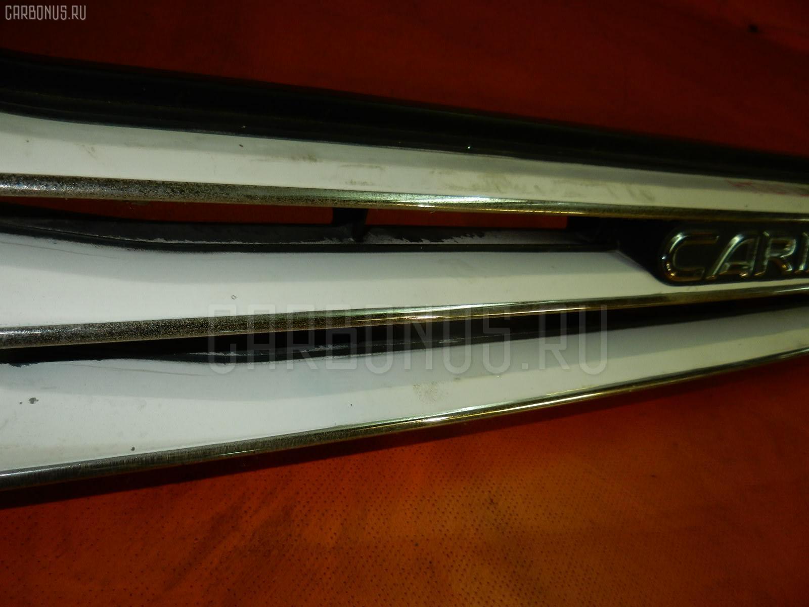 Решетка радиатора TOYOTA CARINA AT212 Фото 3