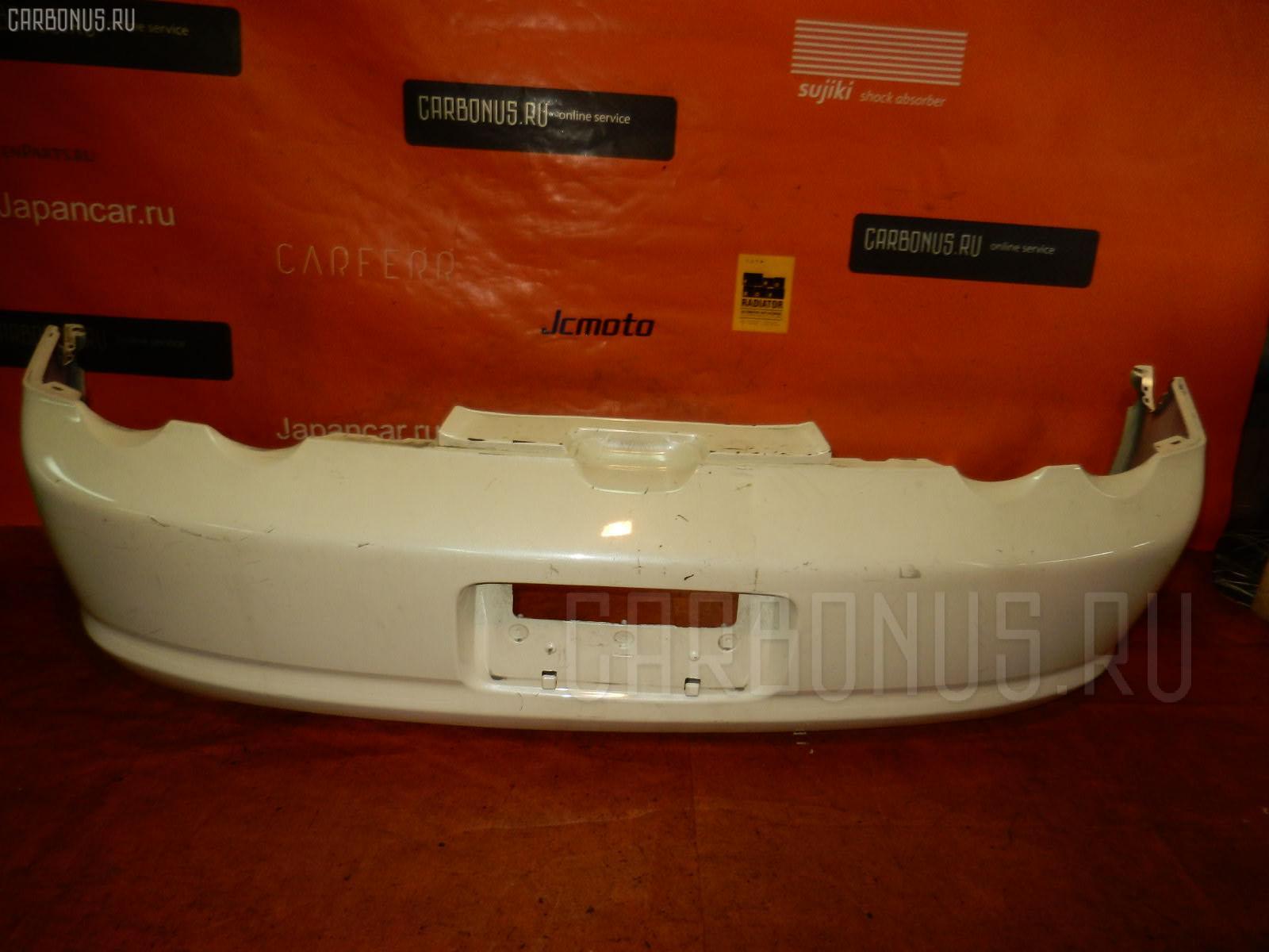 Бампер HONDA INTEGRA DC5. Фото 3