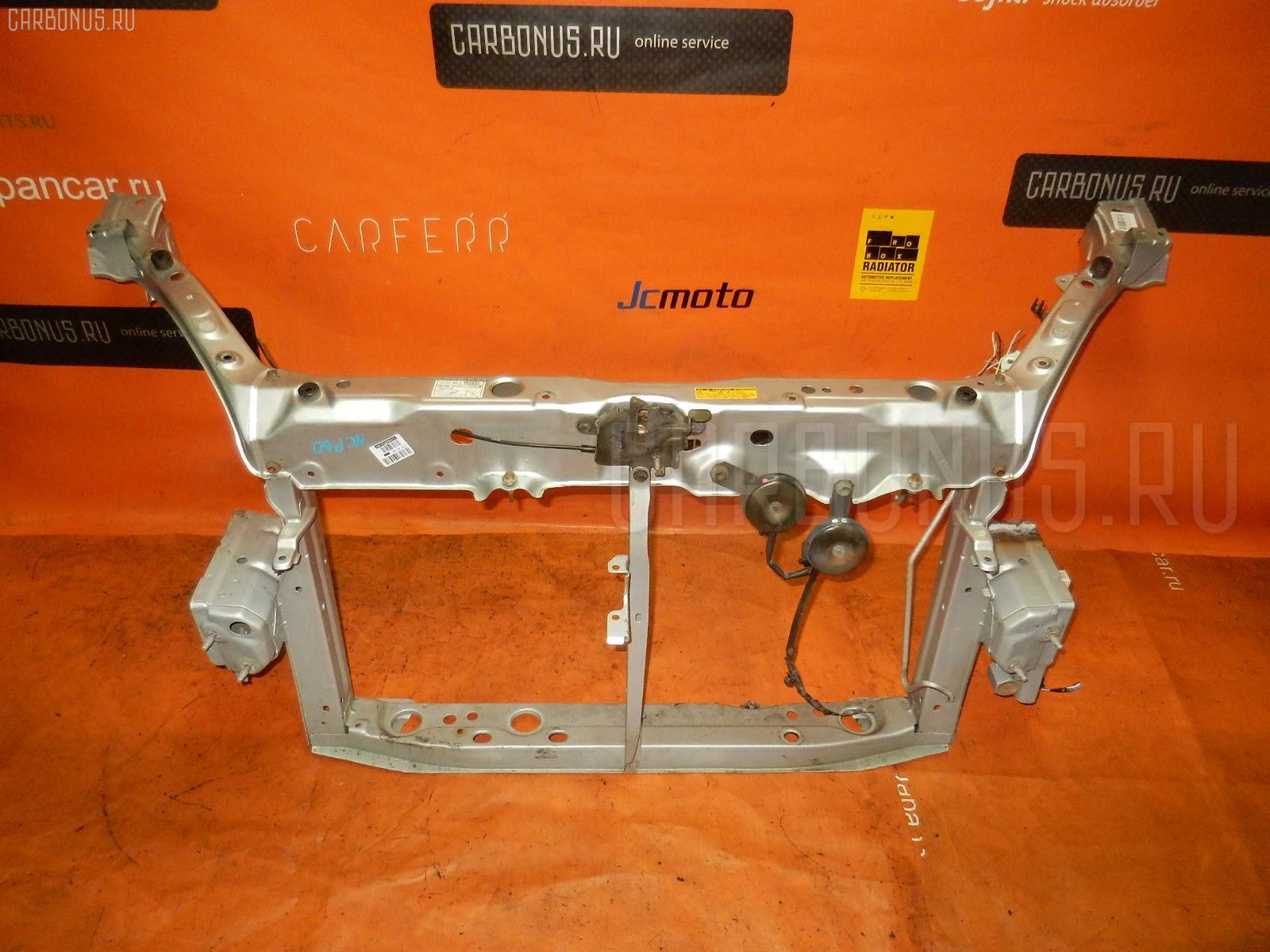Телевизор Toyota Ist NCP60 2NZ-FE Фото 1
