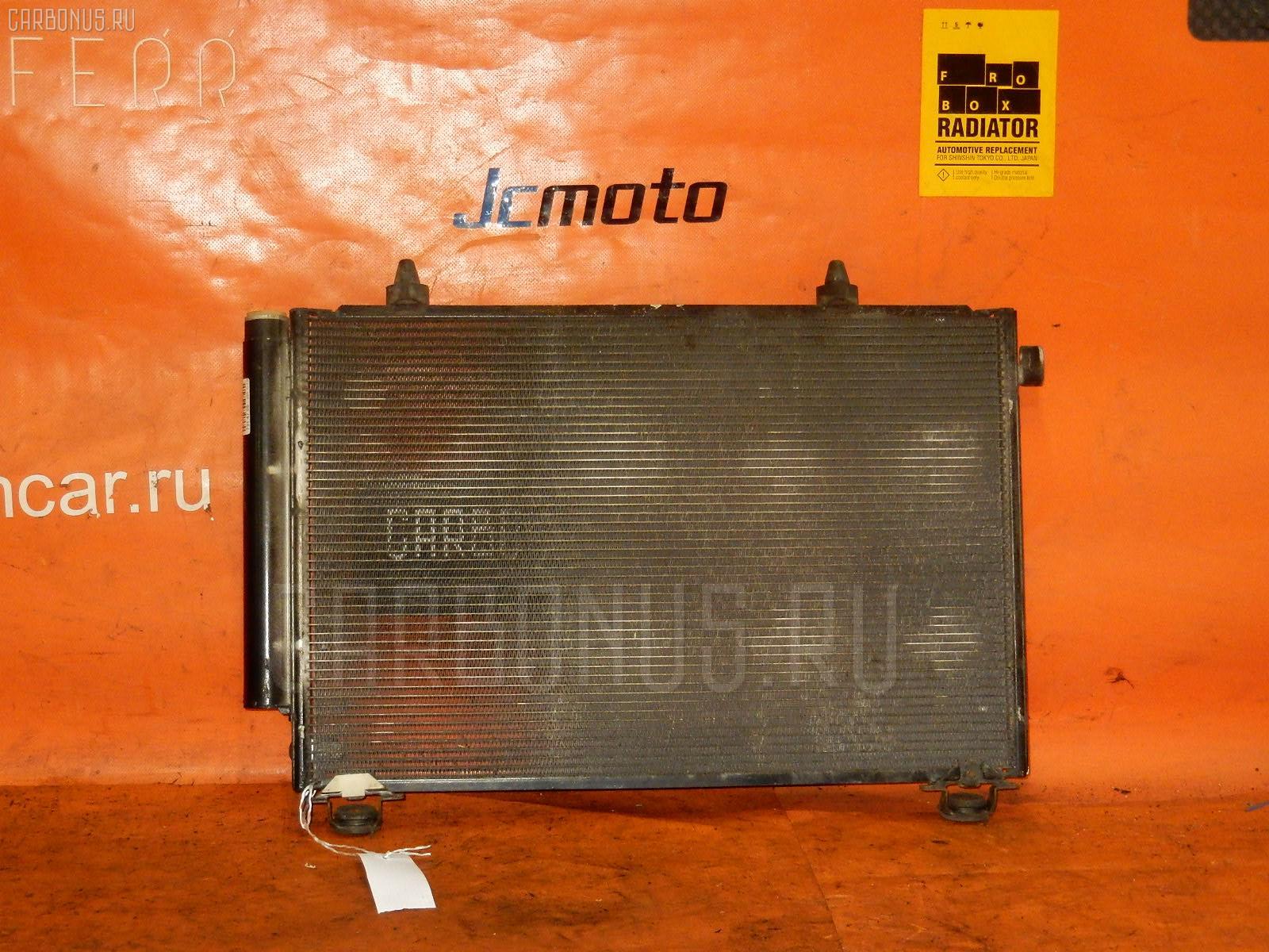 Радиатор кондиционера TOYOTA IST NCP61 1NZ-FE. Фото 9