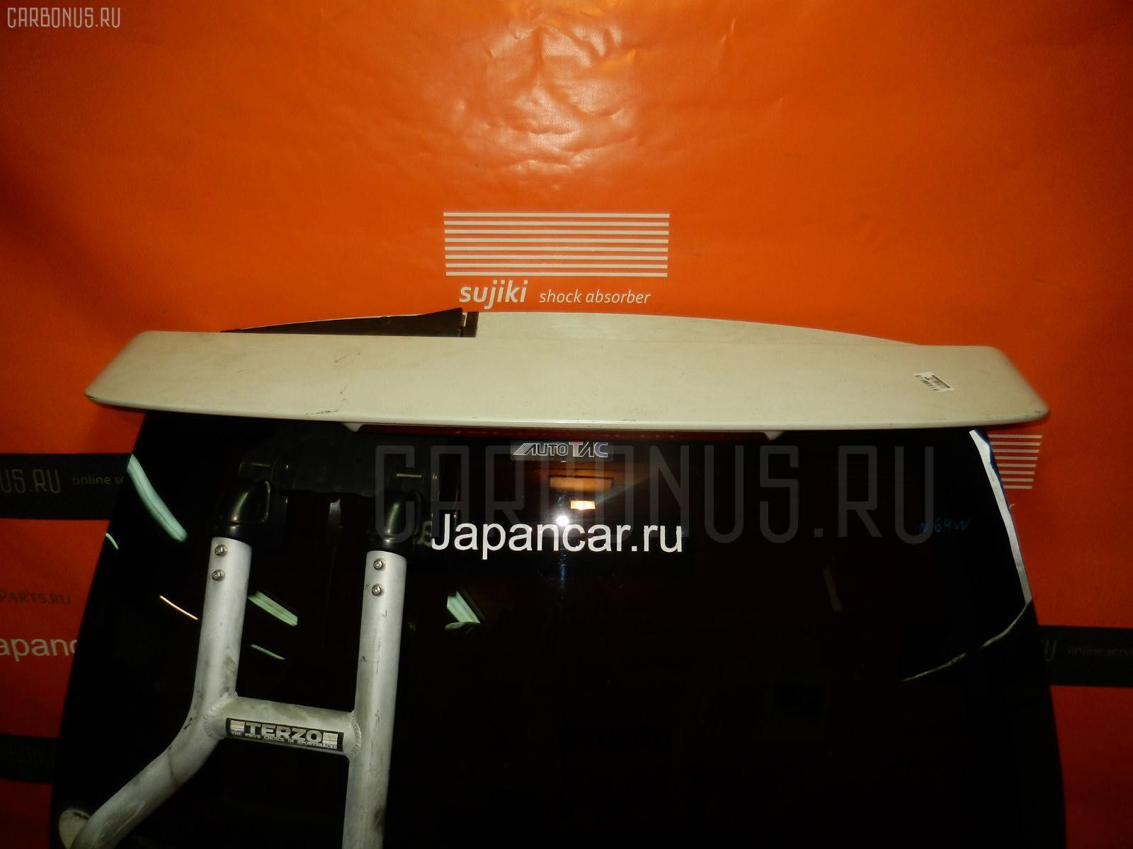 Дверь задняя MITSUBISHI RVR N64WG Фото 1