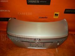 Крышка багажника Toyota Mark x GRX120 Фото 3