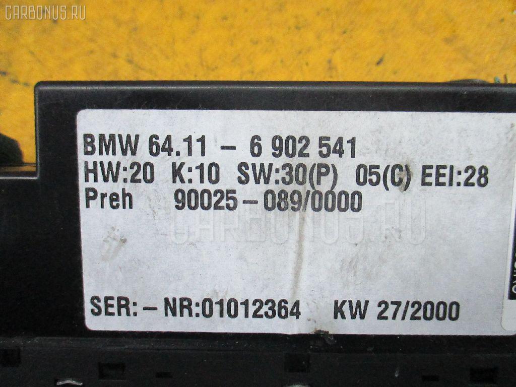 Блок управления климатконтроля BMW 5-SERIES E39-DM42 M52-256S4. Фото 3