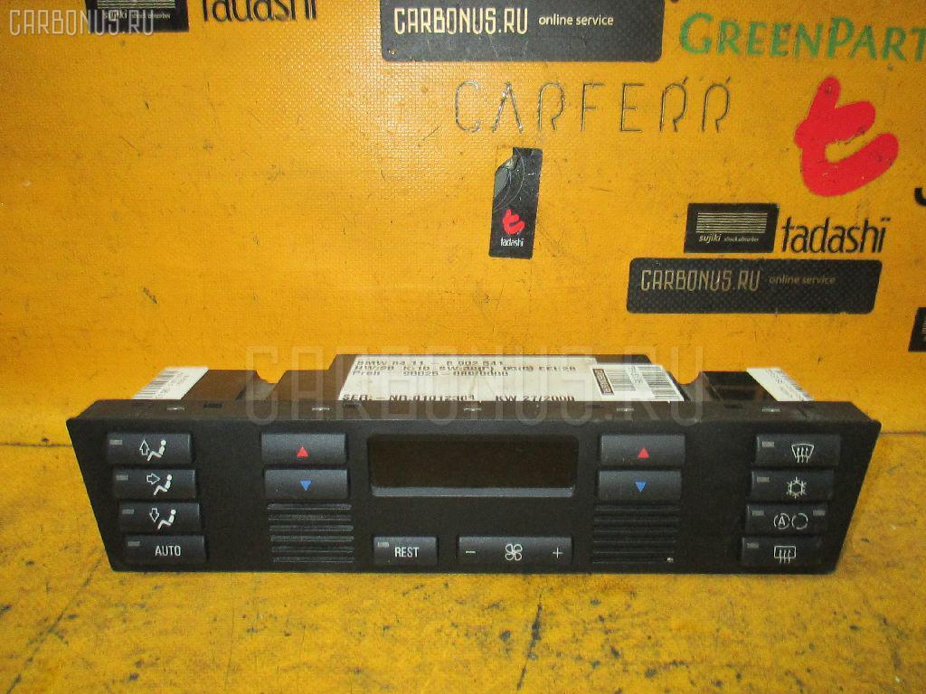 Блок управления климатконтроля BMW 5-SERIES E39-DM42 M52-256S4. Фото 4
